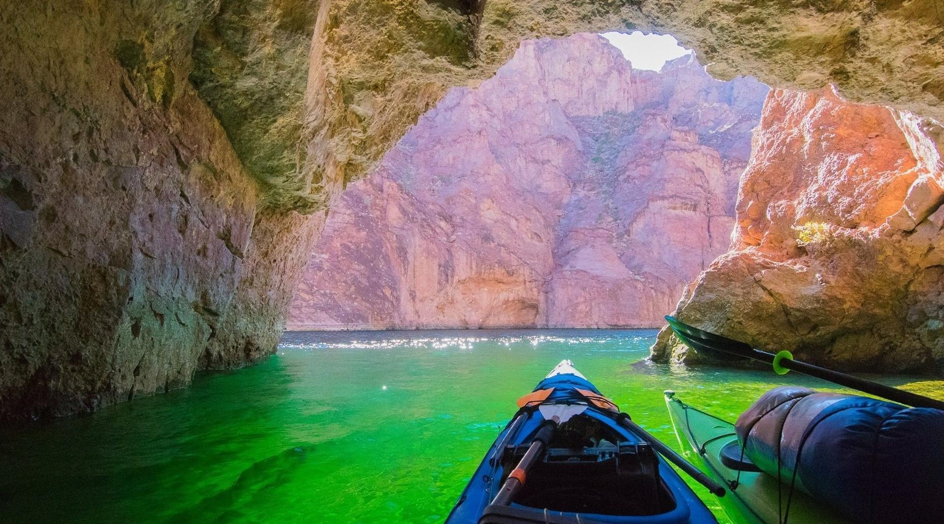 1/2 Day Colorado River Kayak Tour