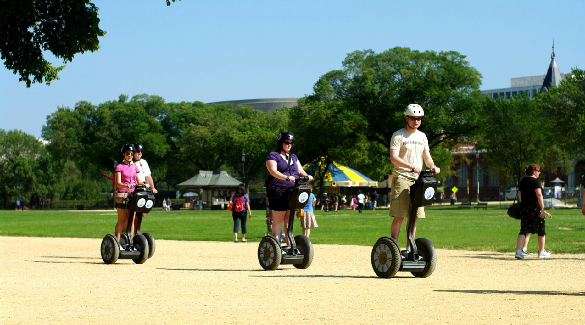 Segway Saturday Tour in Cantigny Park
