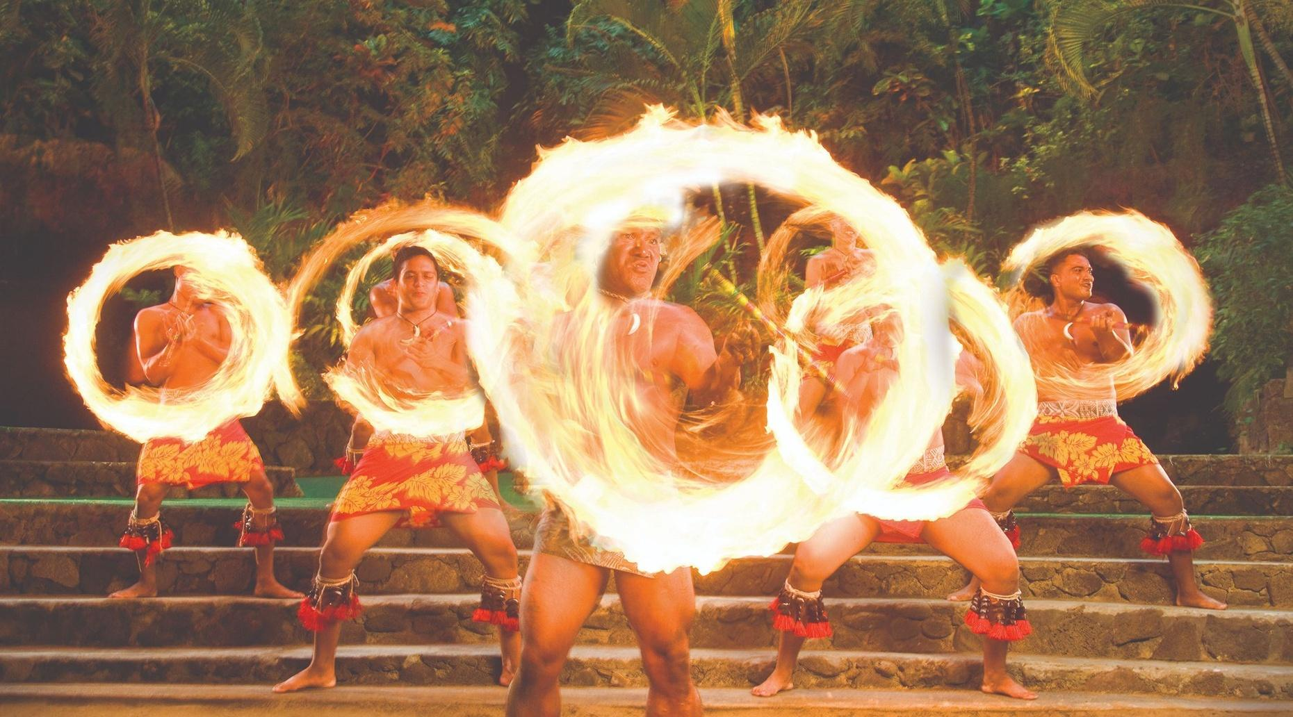 Polynesian Cultural Center Admission & Show Package in O'ahu