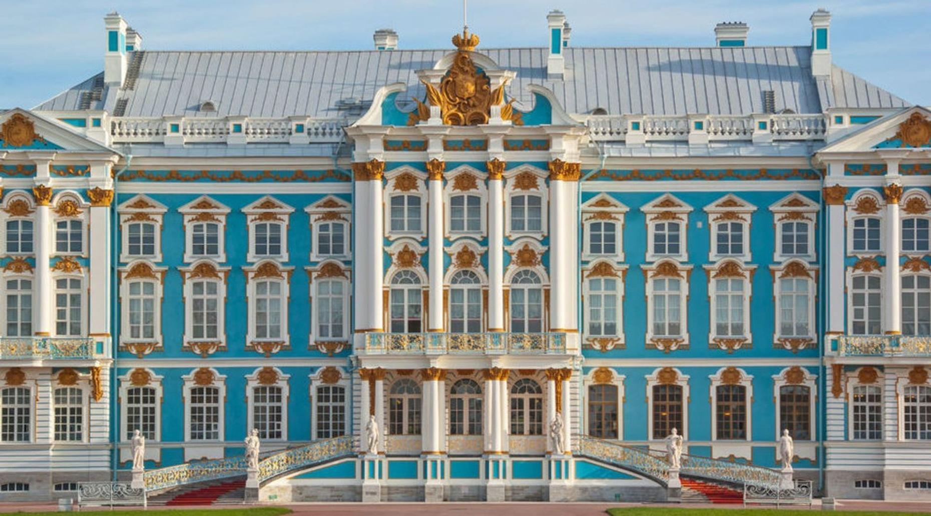 Tour to the Catherine Palace and Amber Room