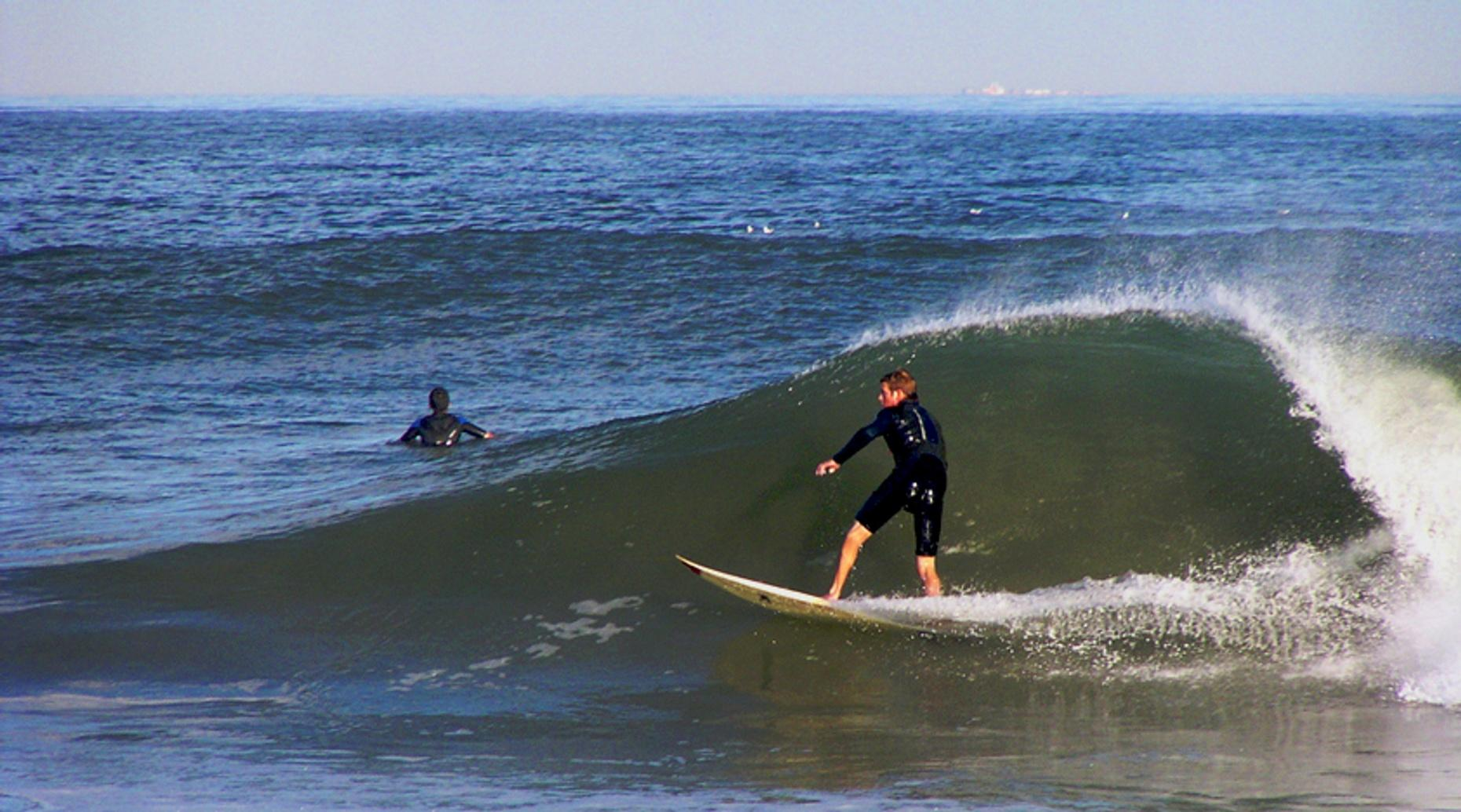 2-Hour St. Augustine Surf Lesson For Two