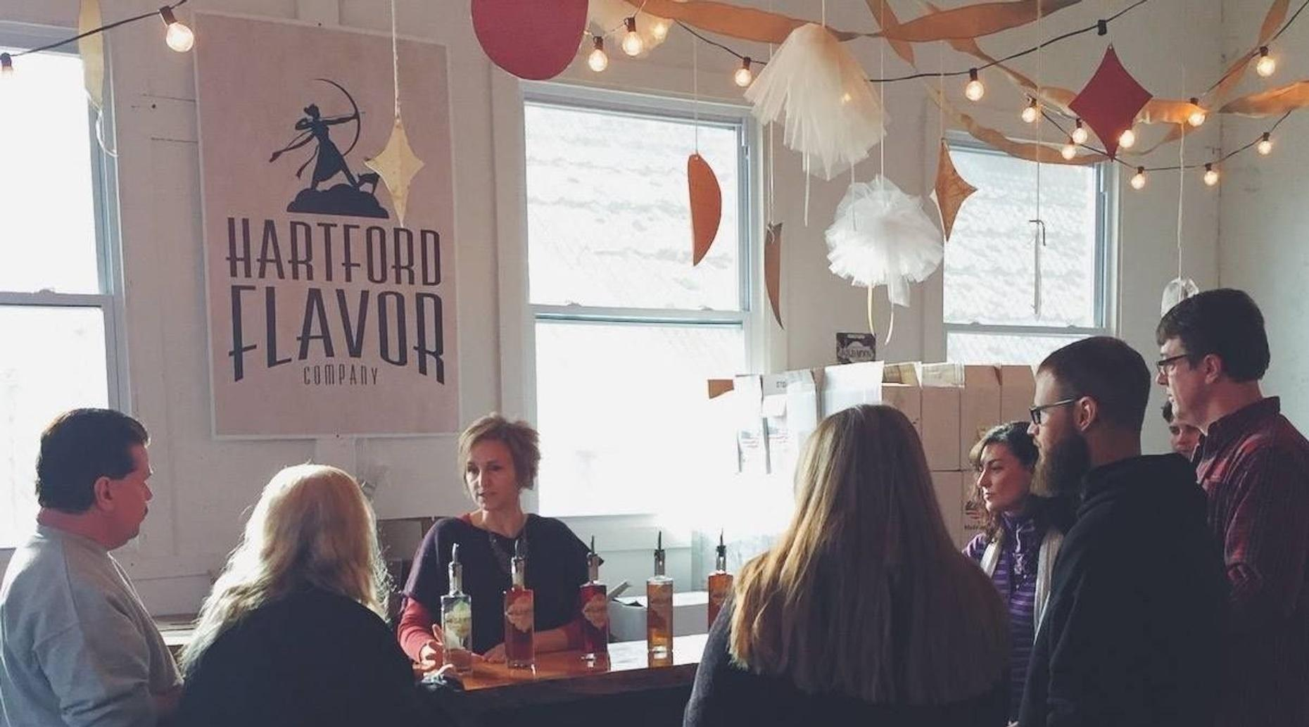 Diana's Lair Tasting Room Tour in Hartford