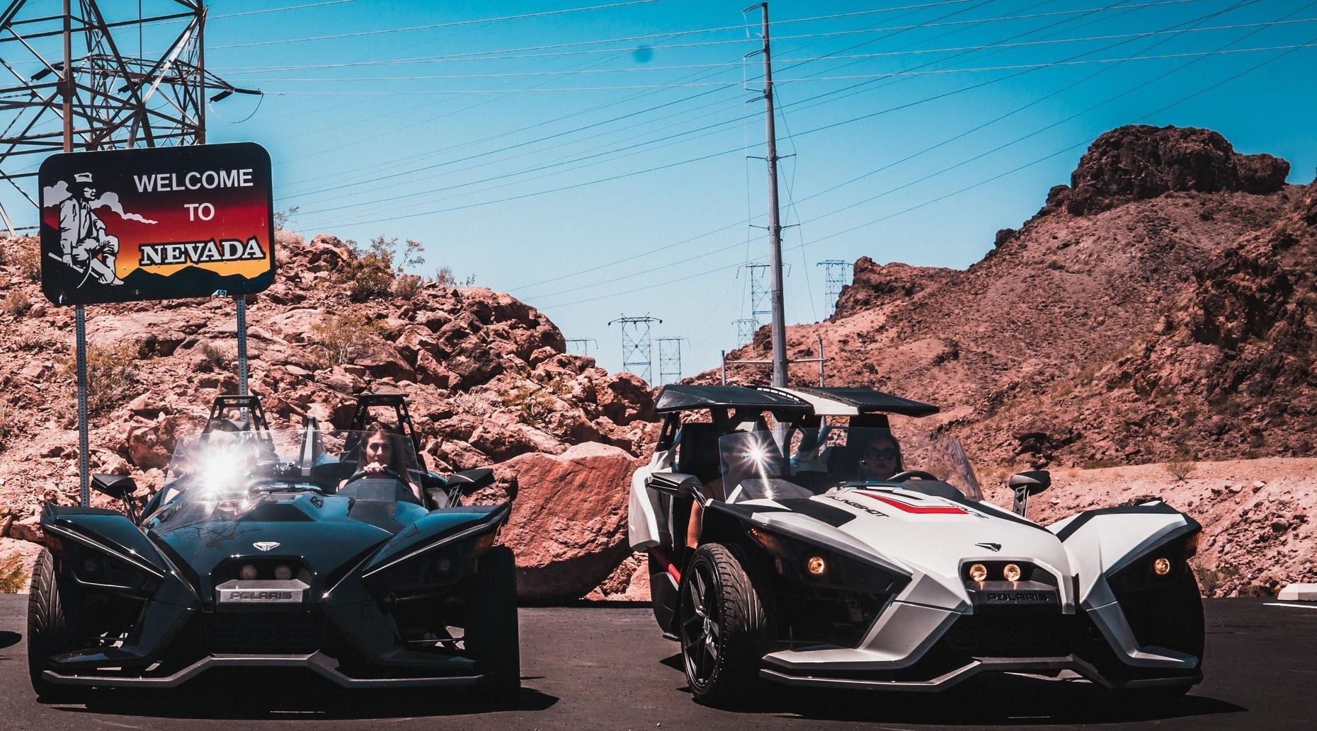 Hoover Dam Slingshot Tour