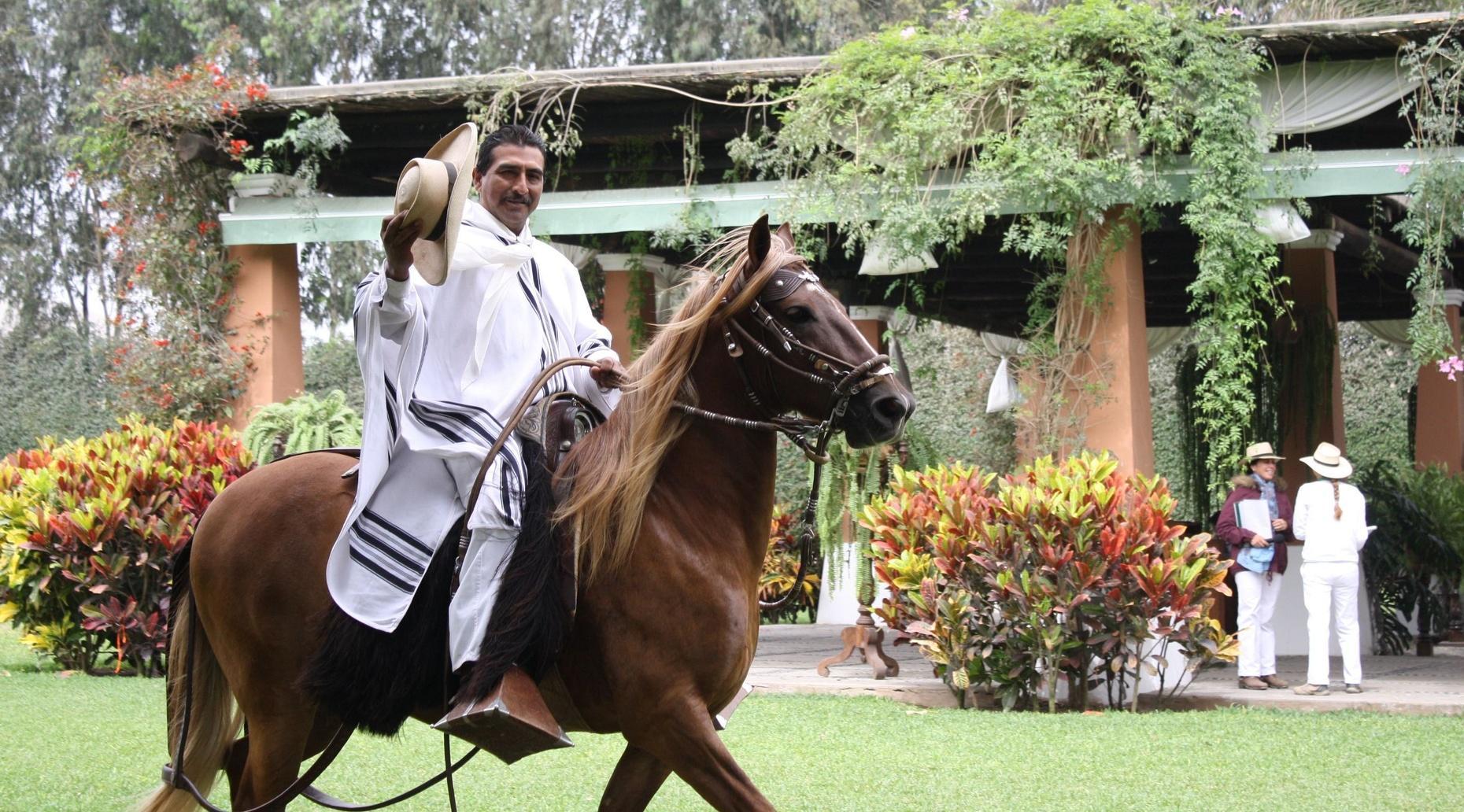 Pachacamac Ruins & Dancing Horse Show