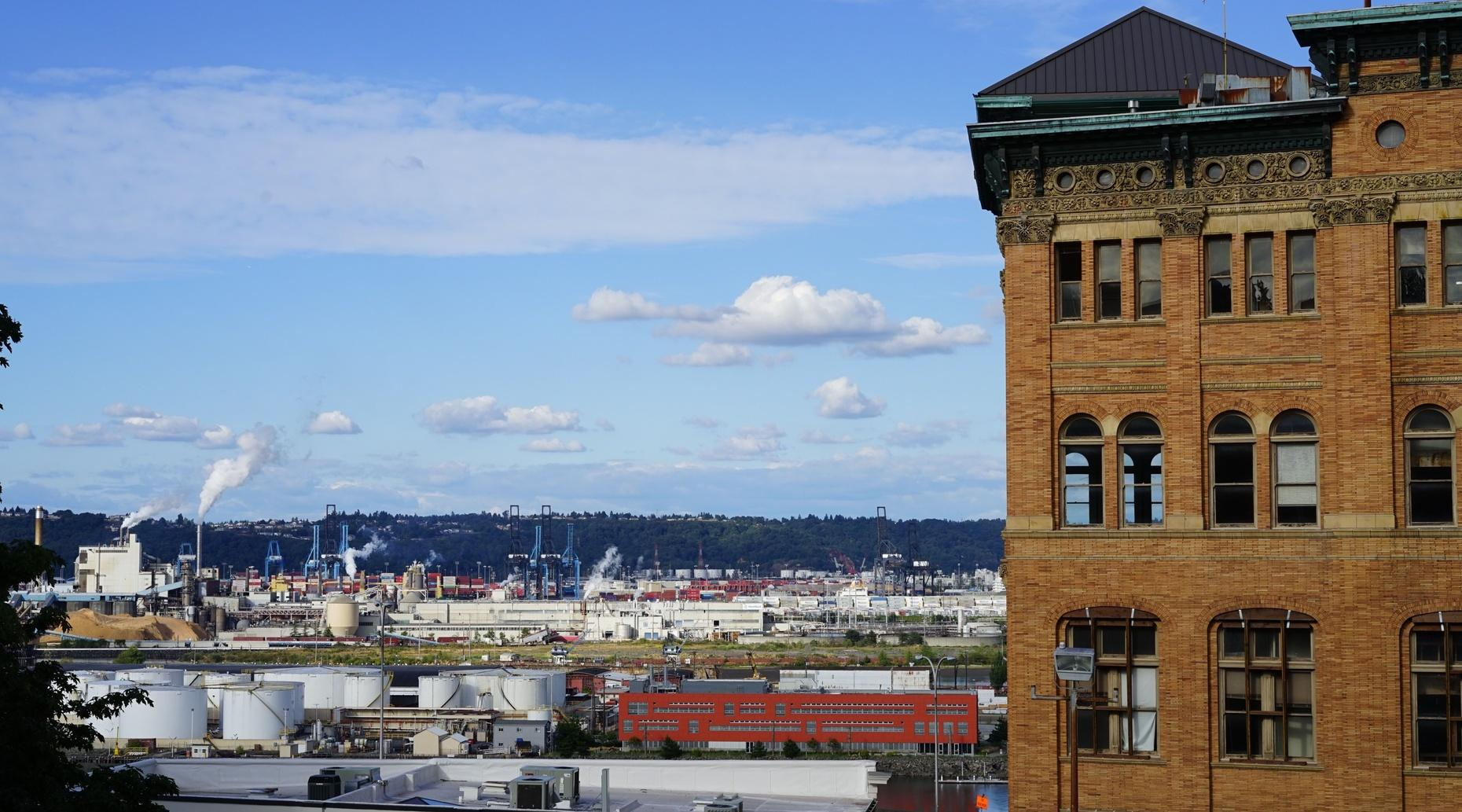 Guided Walking Tour of Tacoma's Antique Row