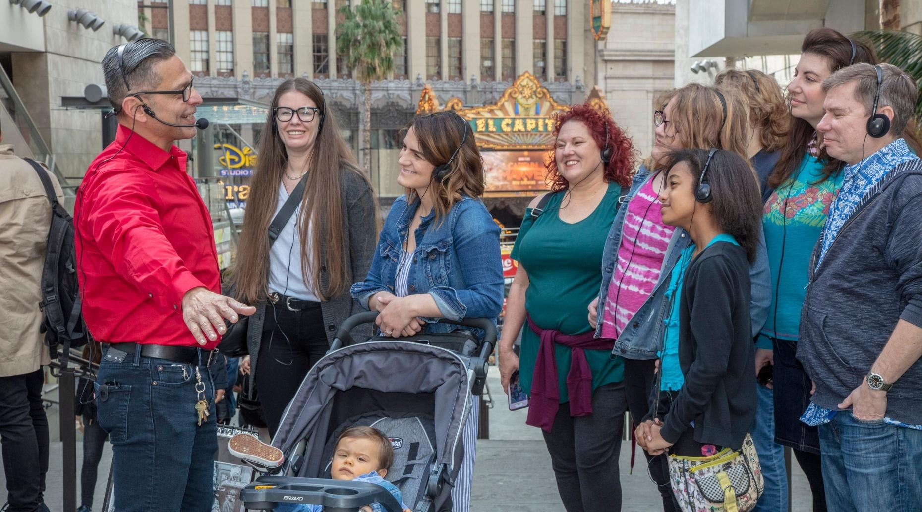 Hollywood History & Culture Walking Tour