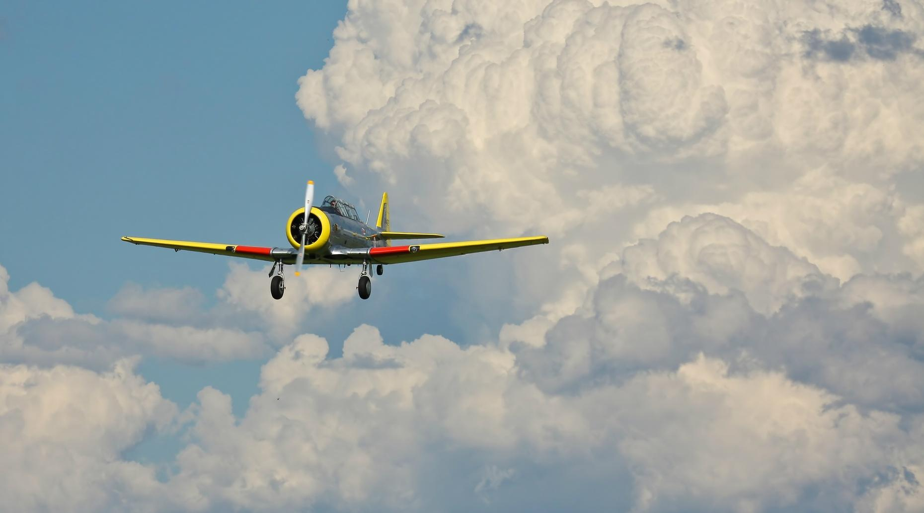 T6 Texan Ace Adventure From Heber City