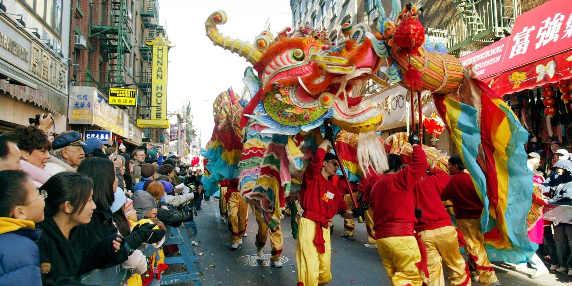 2-Hour Chinatown Tour in NYC