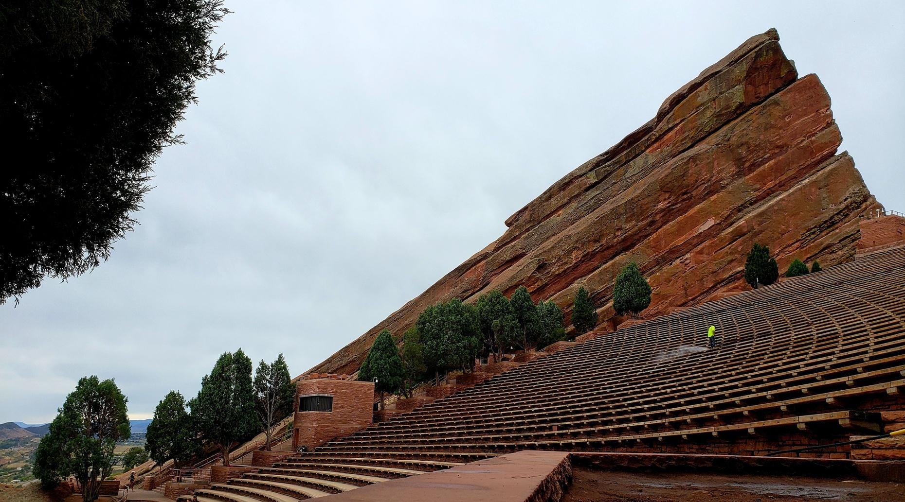 Small-Group Tour: Red Rocks, Evergreen, & Echo Lake Tour in Denver