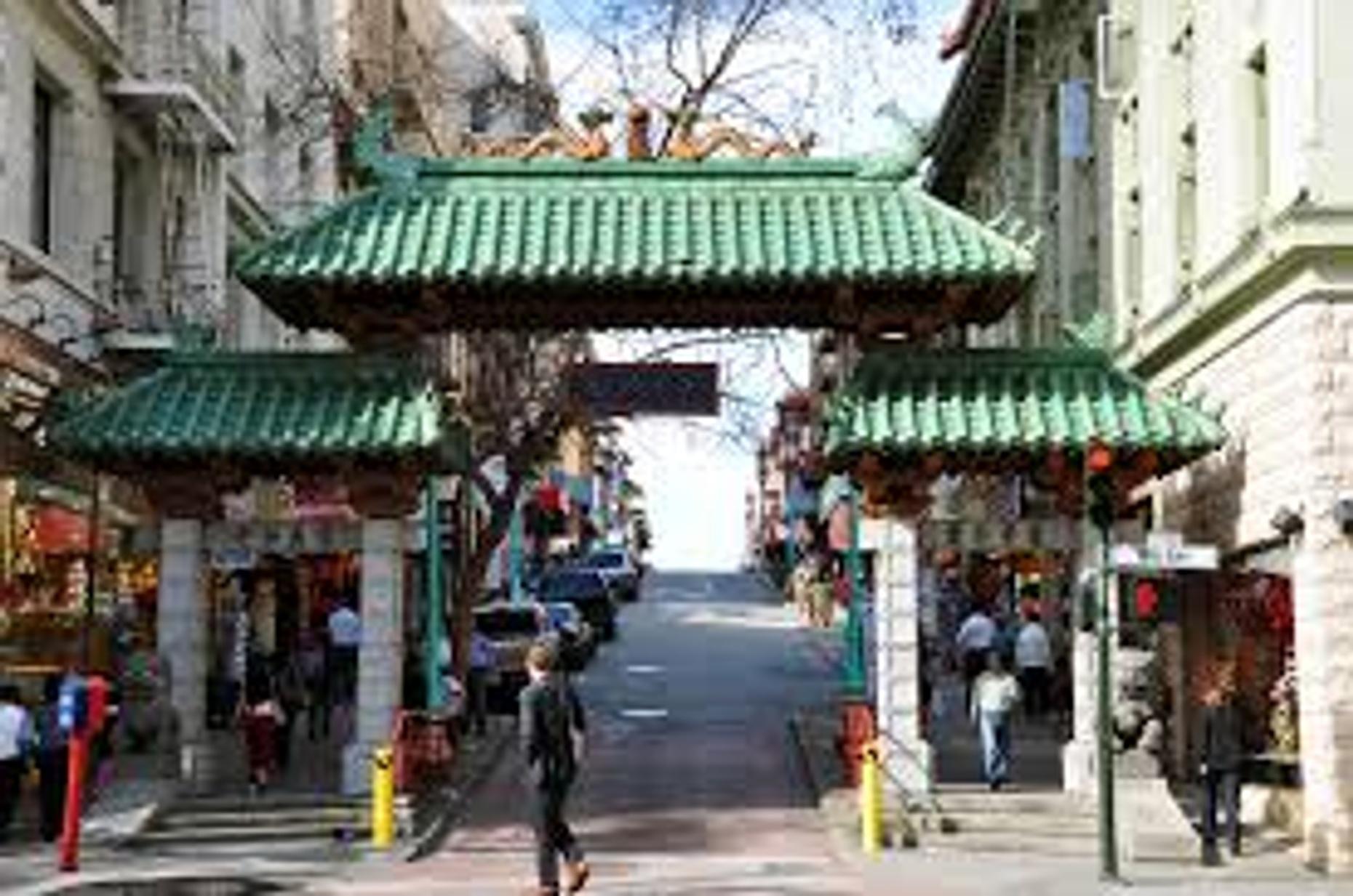China Town Walking Tour