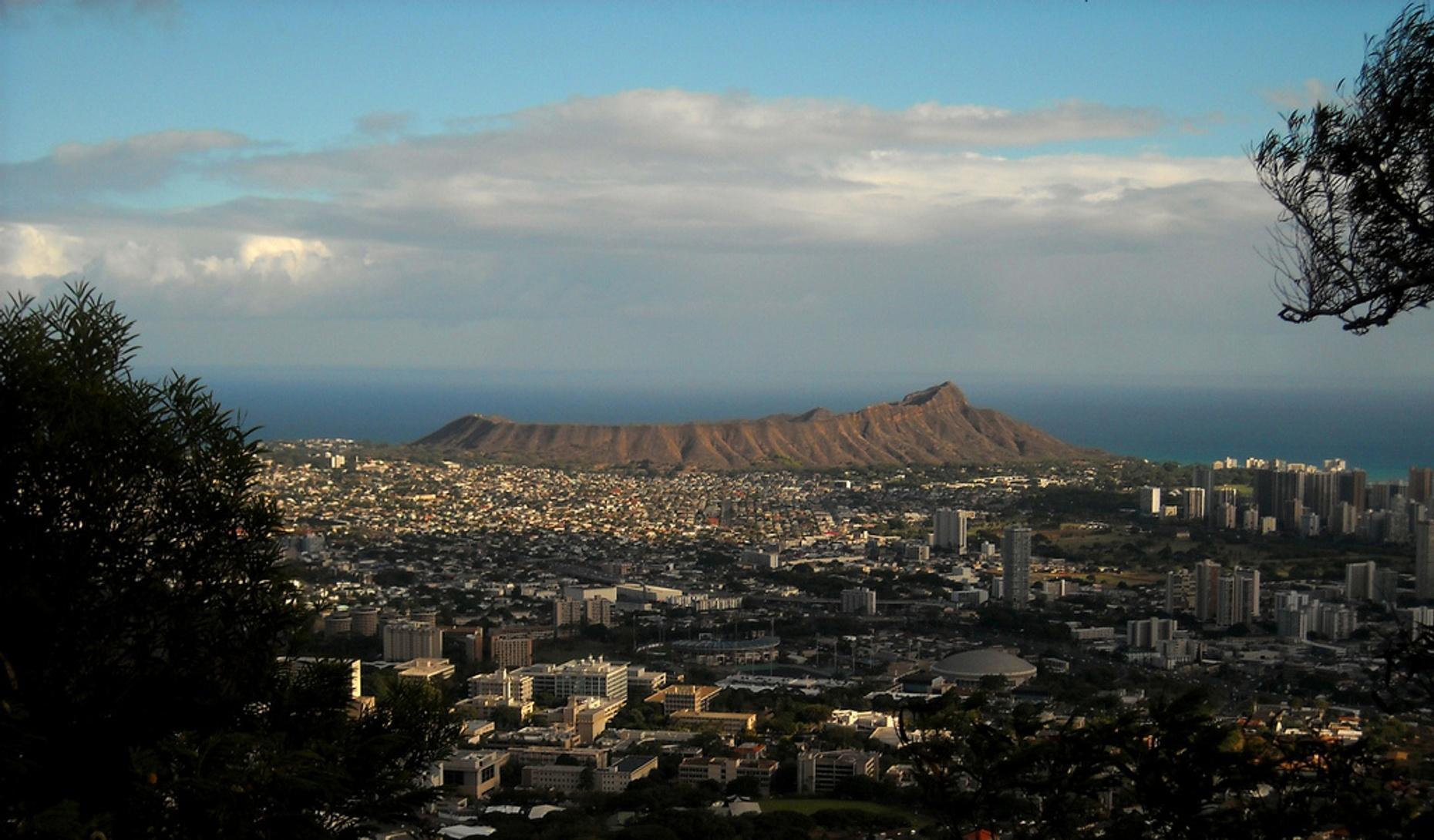 Diamond Head State Package in Oahu