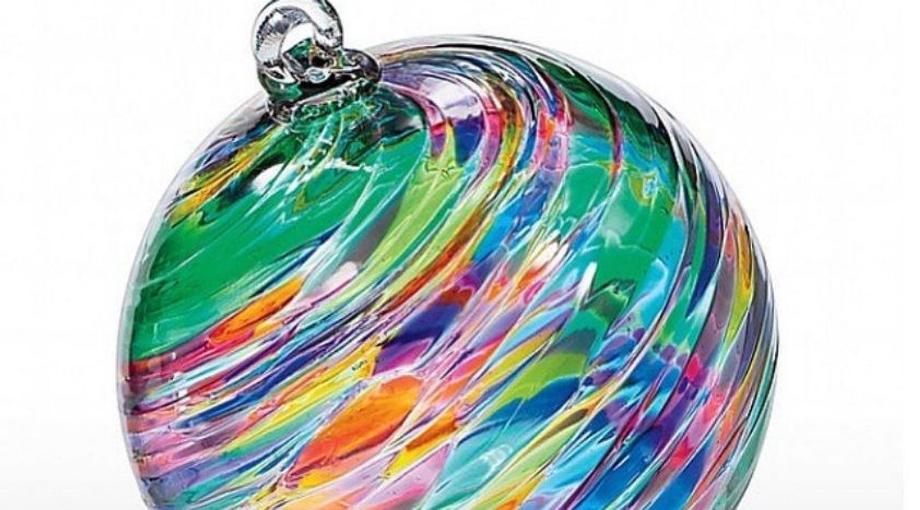 Blow Ho-Ho: Glass Ornament Workshop in Louisville