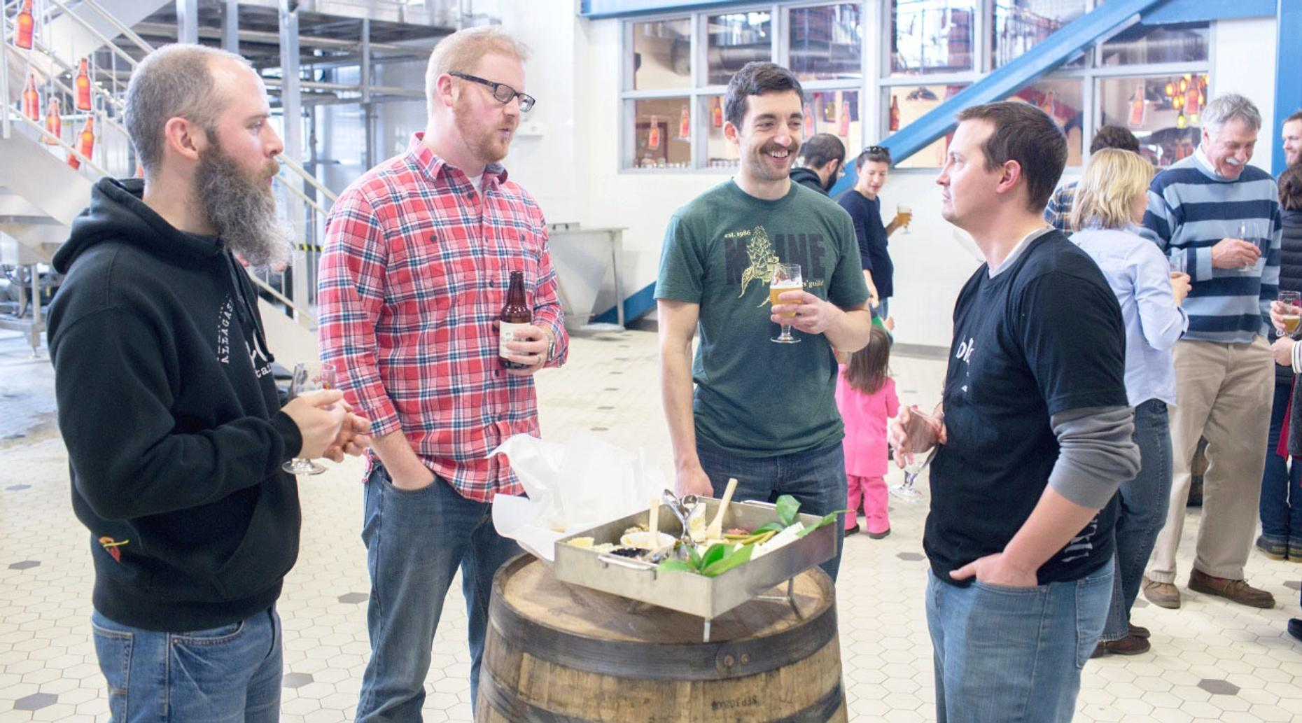 Four-Hour Brewery Tour in Charlottesville