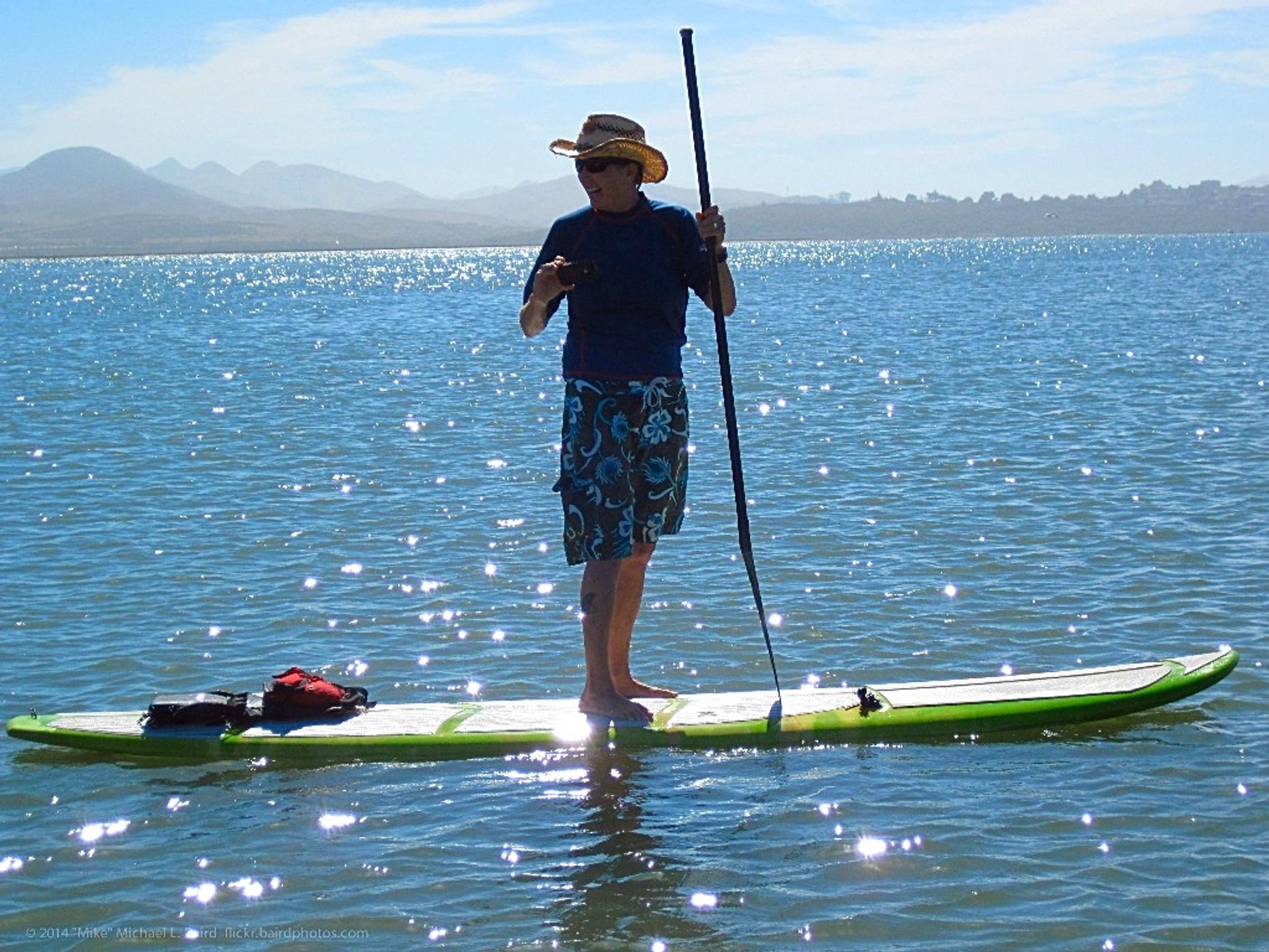 Santa Monica Paddleboard Lessons
