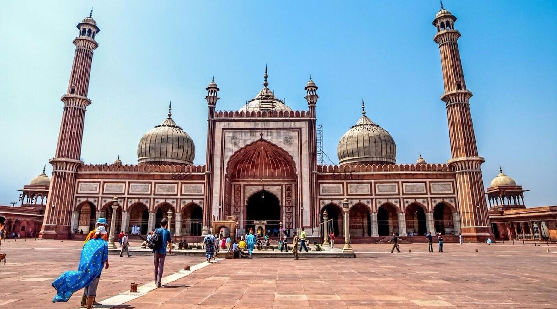 Private Full-Day Tour of Old & New Delhi