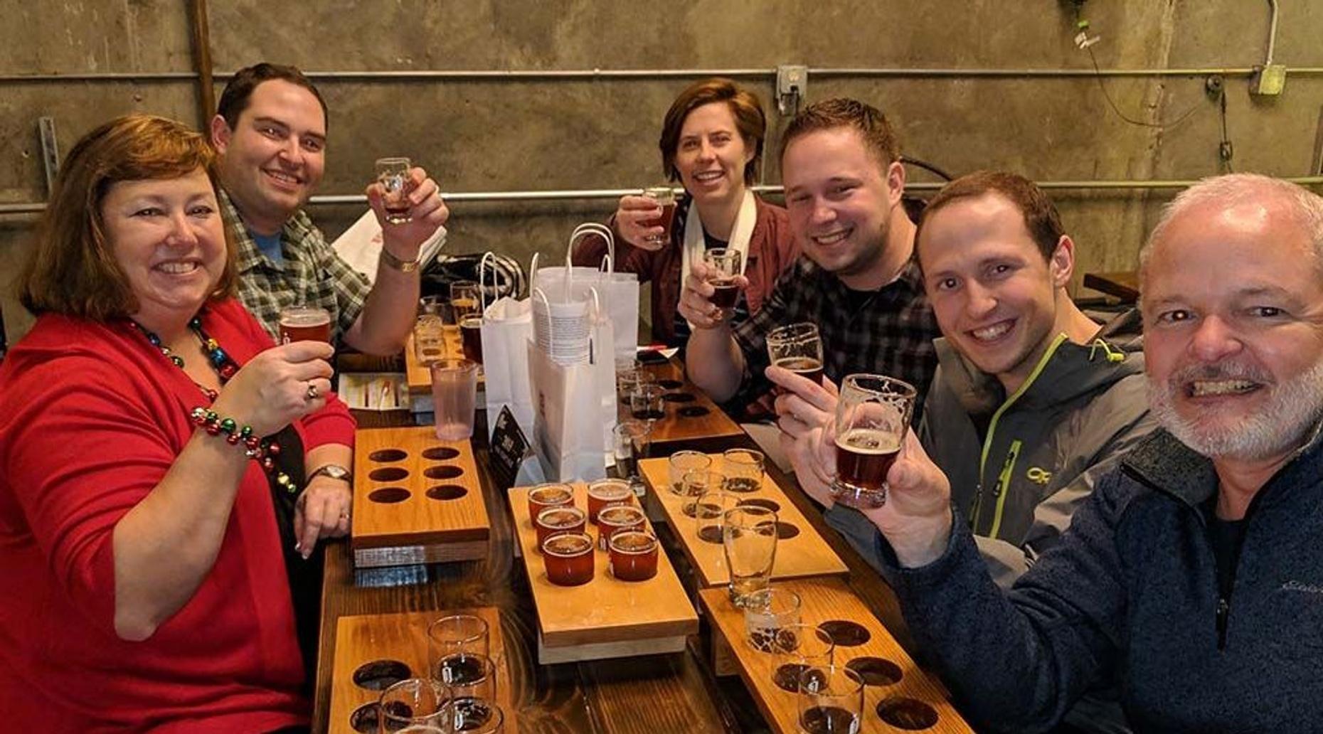 Central Ballard Brewery Tour