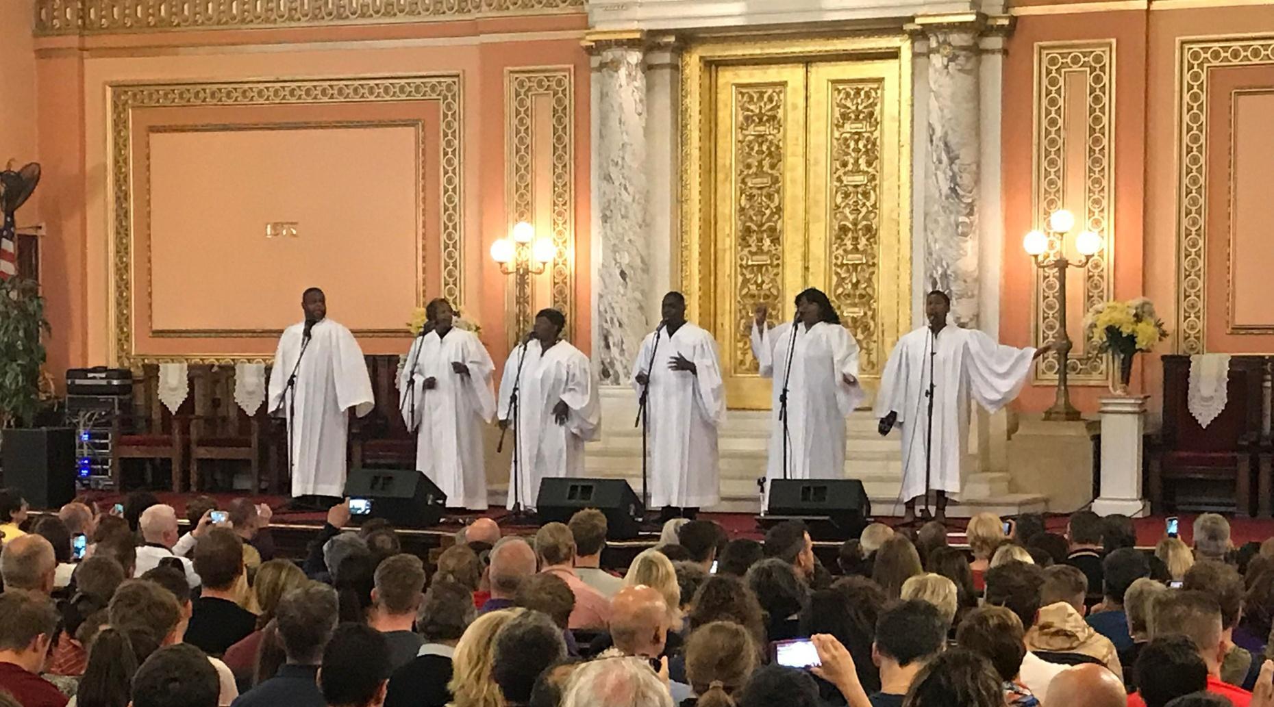 Harlem Easter Weekend Gospel Concert
