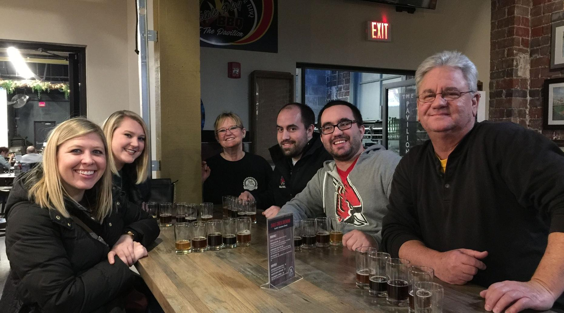 Indianapolis Evening Brewery Tour
