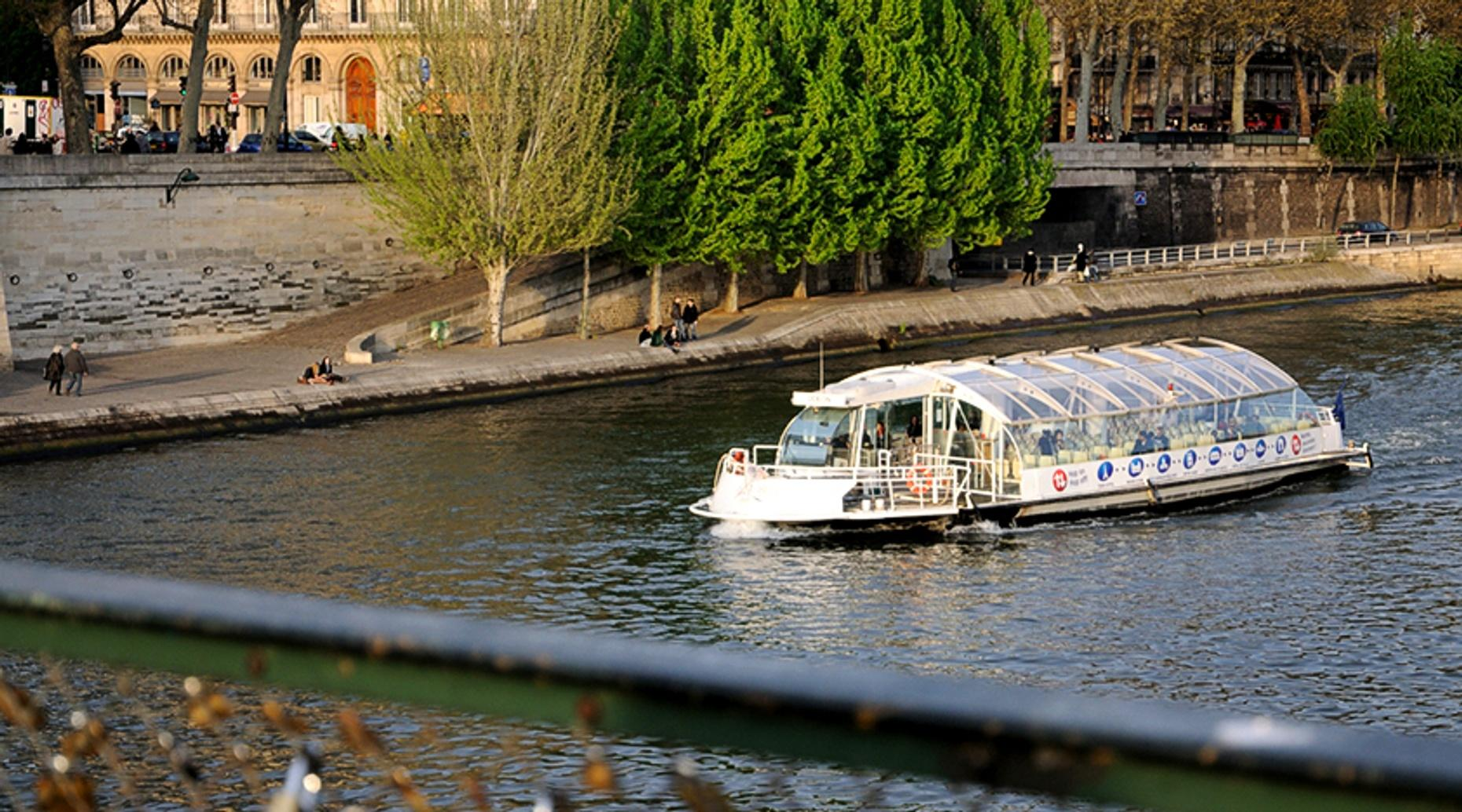 Paris Batobus One Day Pass