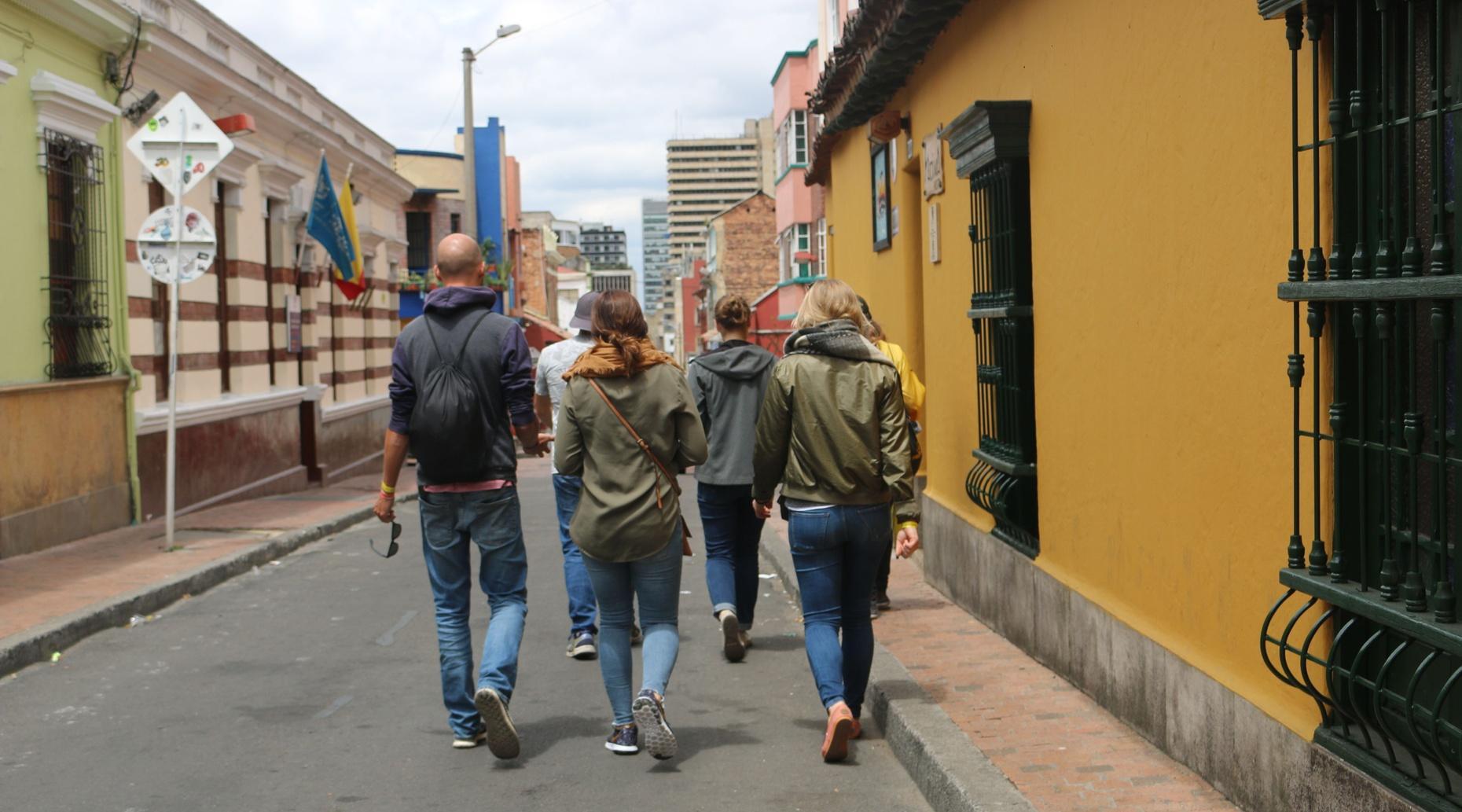 Guided City Tour of Bogotá