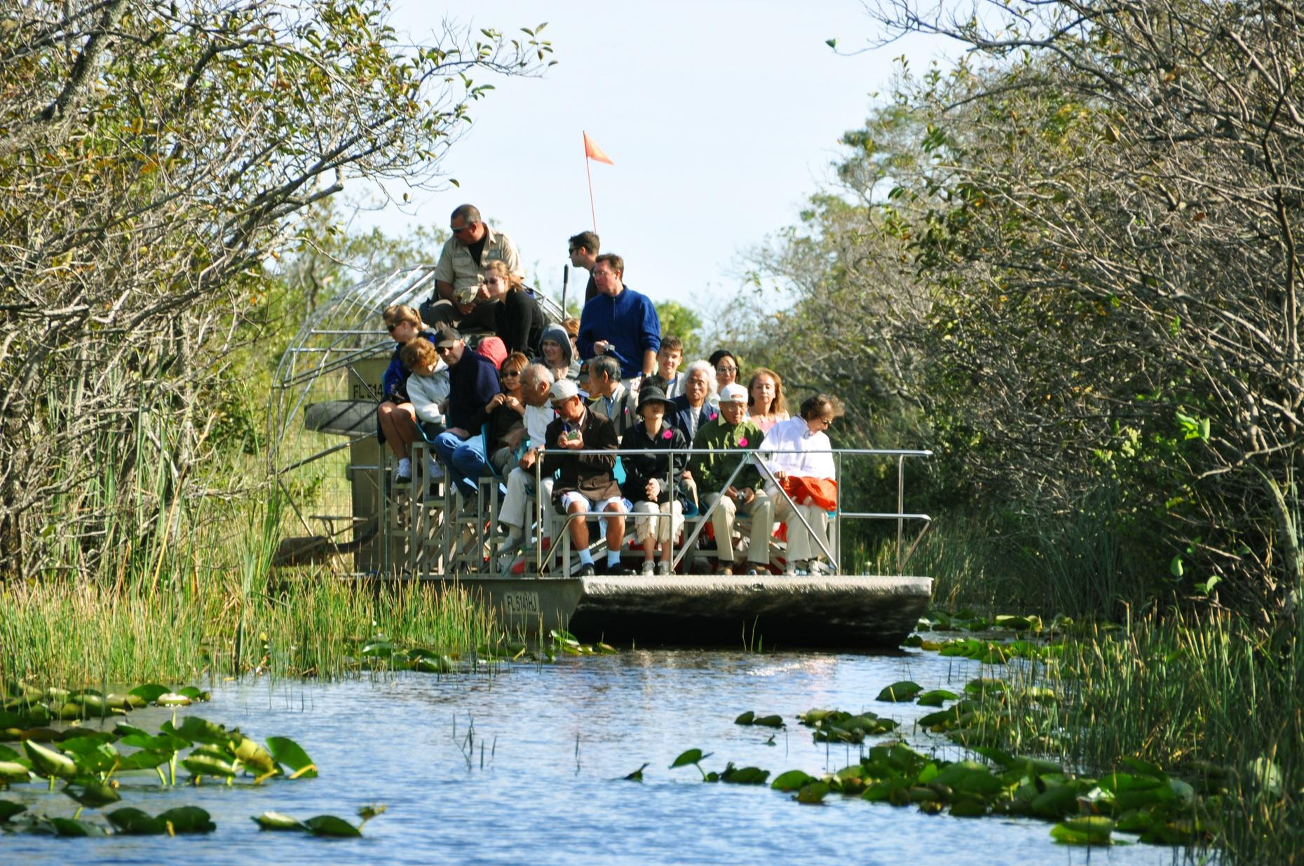 New Orleans Bayou Airboat Adventure