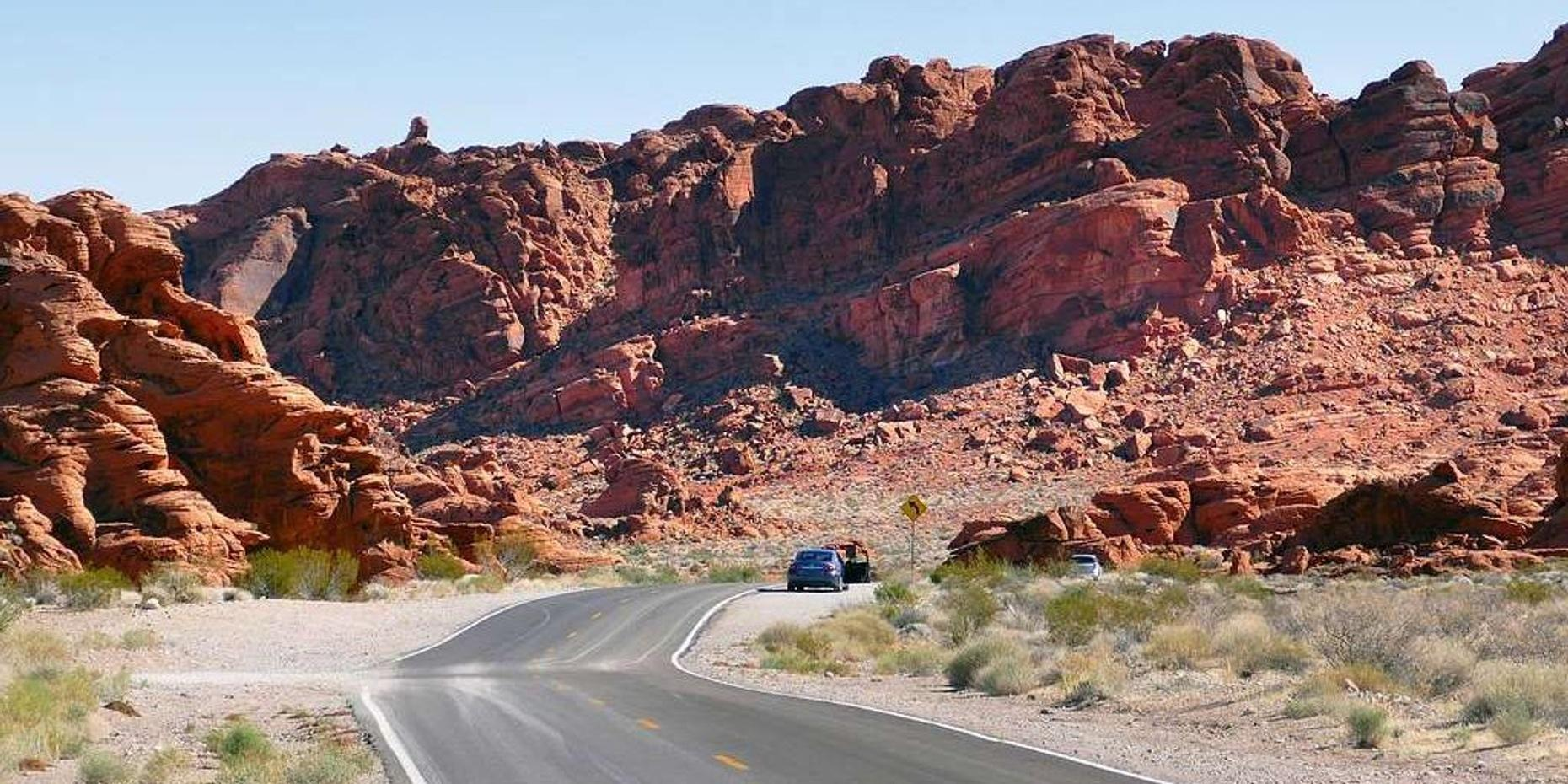 Valley of Fire State Park Tour in Nevada