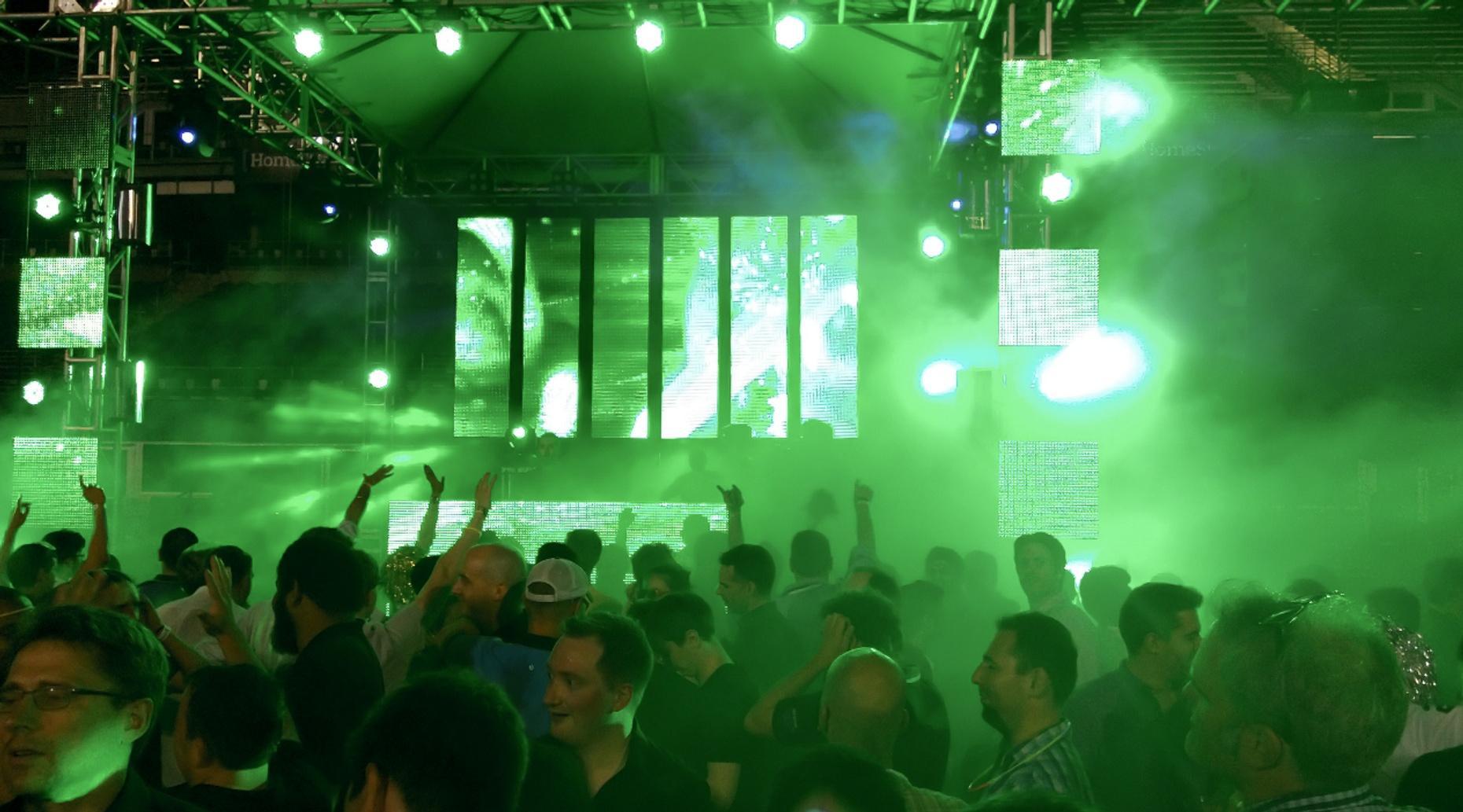 Palazzo Nightclub Experience in Cancun