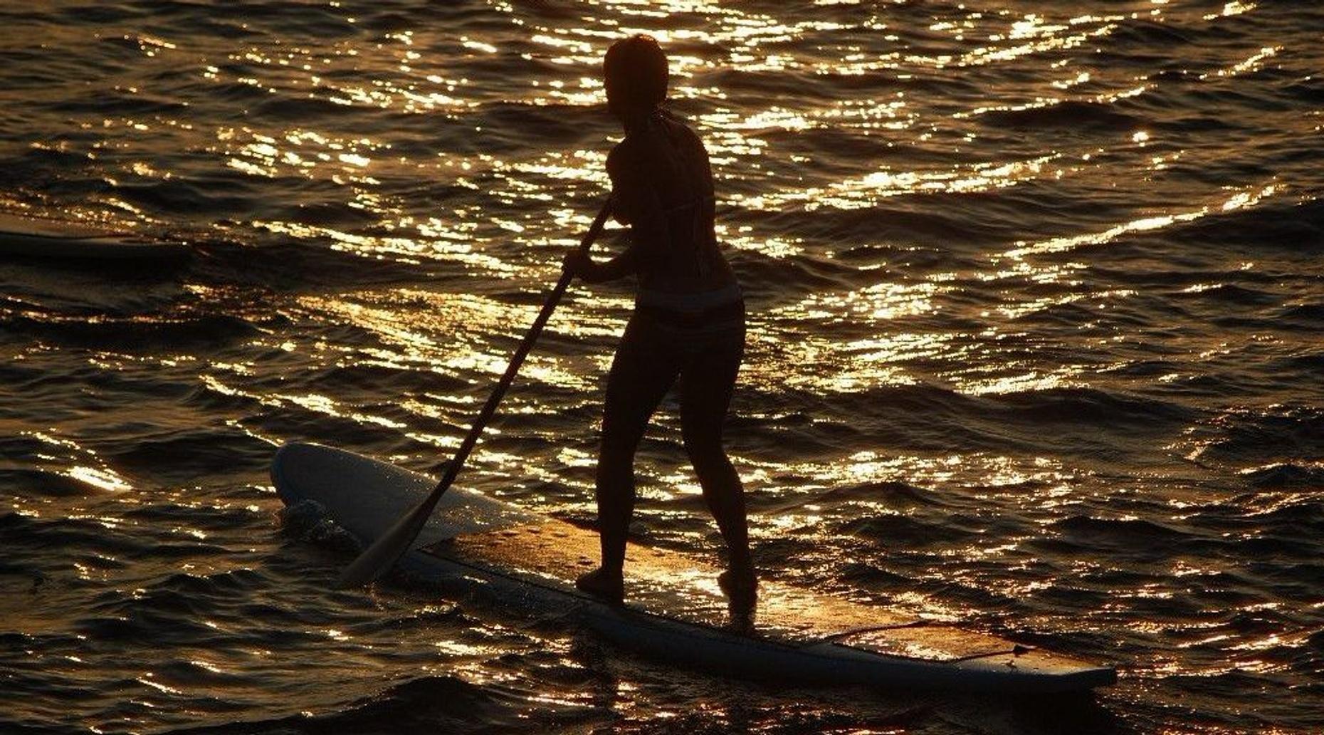 Full-Moon Kayak Trip in Lodi, California