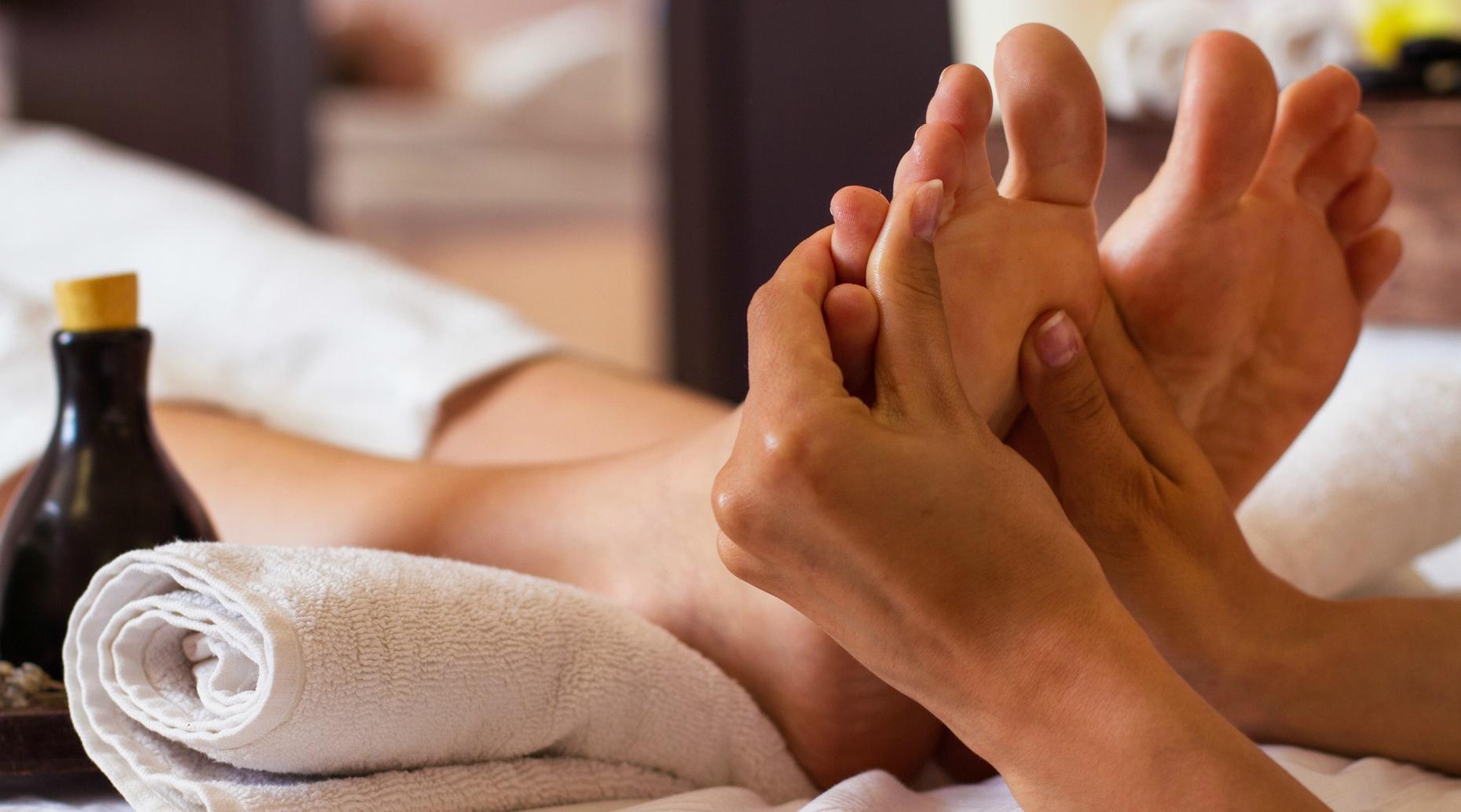 Foot Detox Session in Sedona
