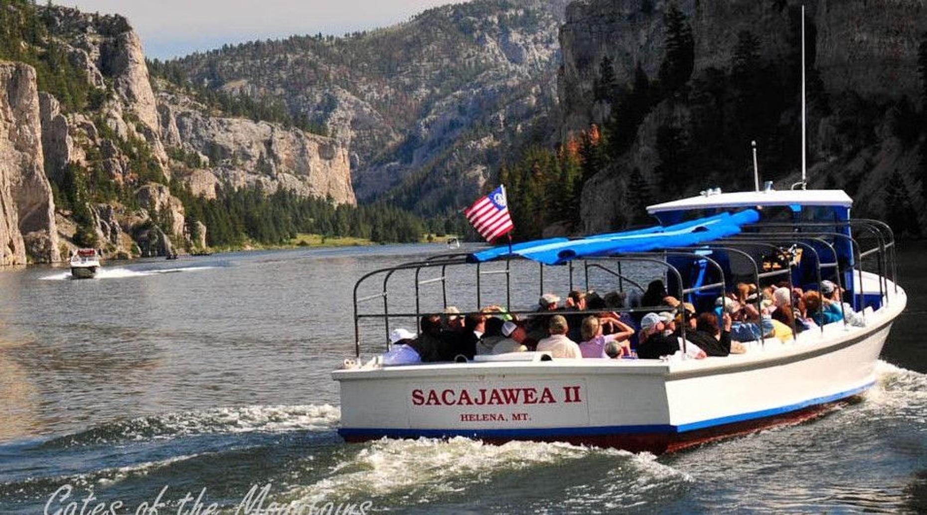 Gates of the Mountain Boat Tour