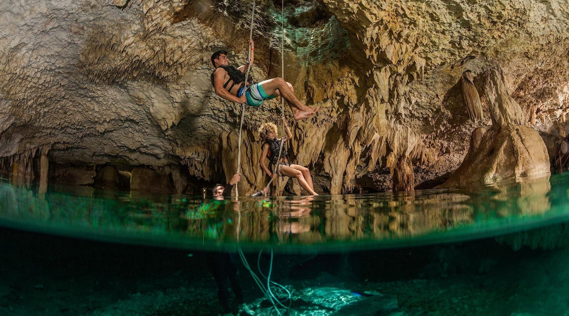 Jungla Maya Native Park Adventure in Cancún