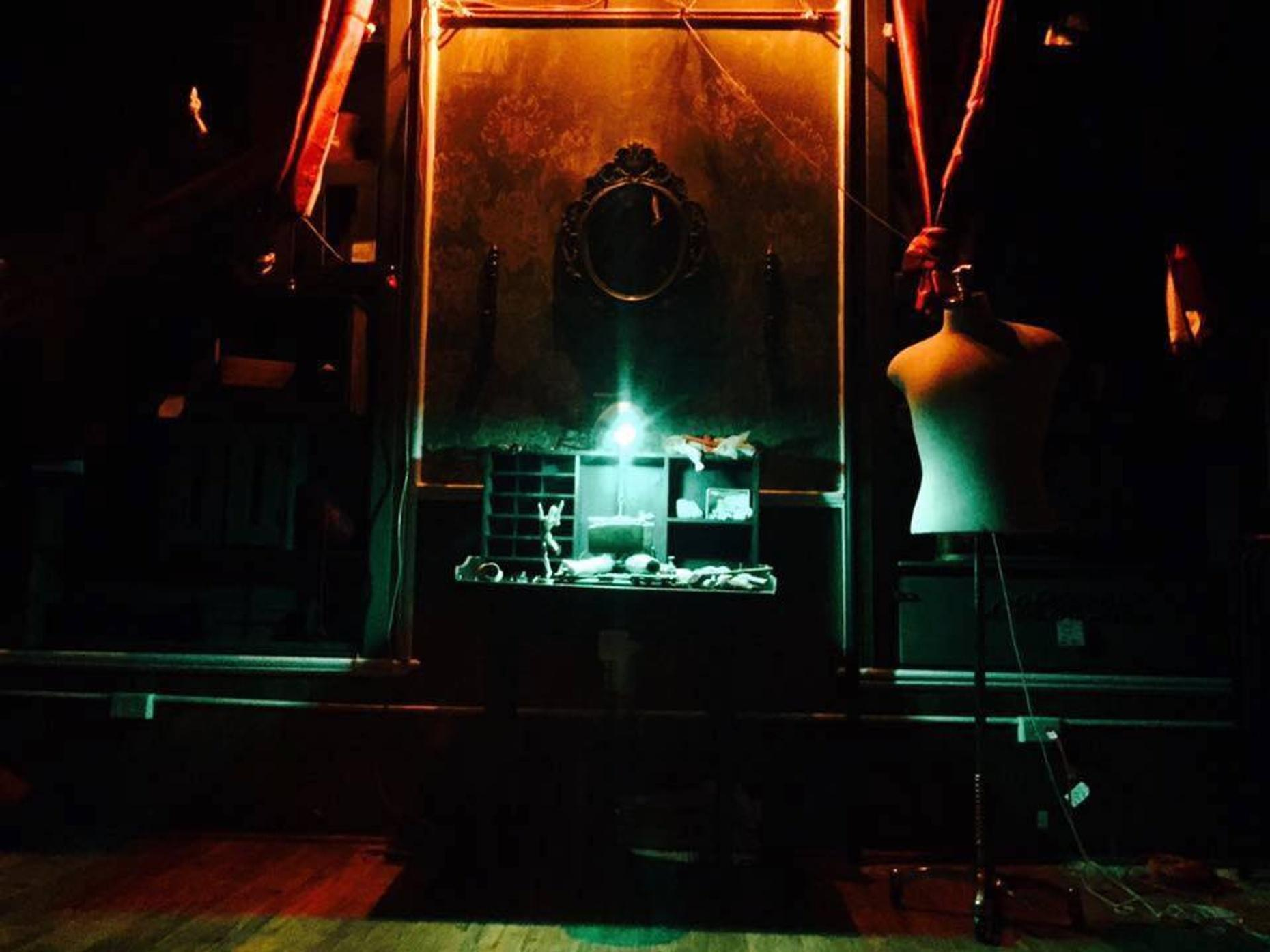 Possessed Puppeteer Escape Game in Cooperstown