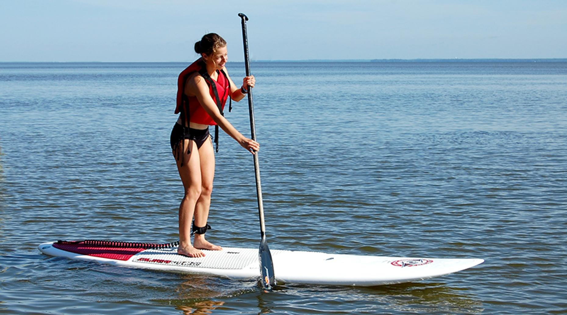 Stand-Up Paddleboard Tour in Naples