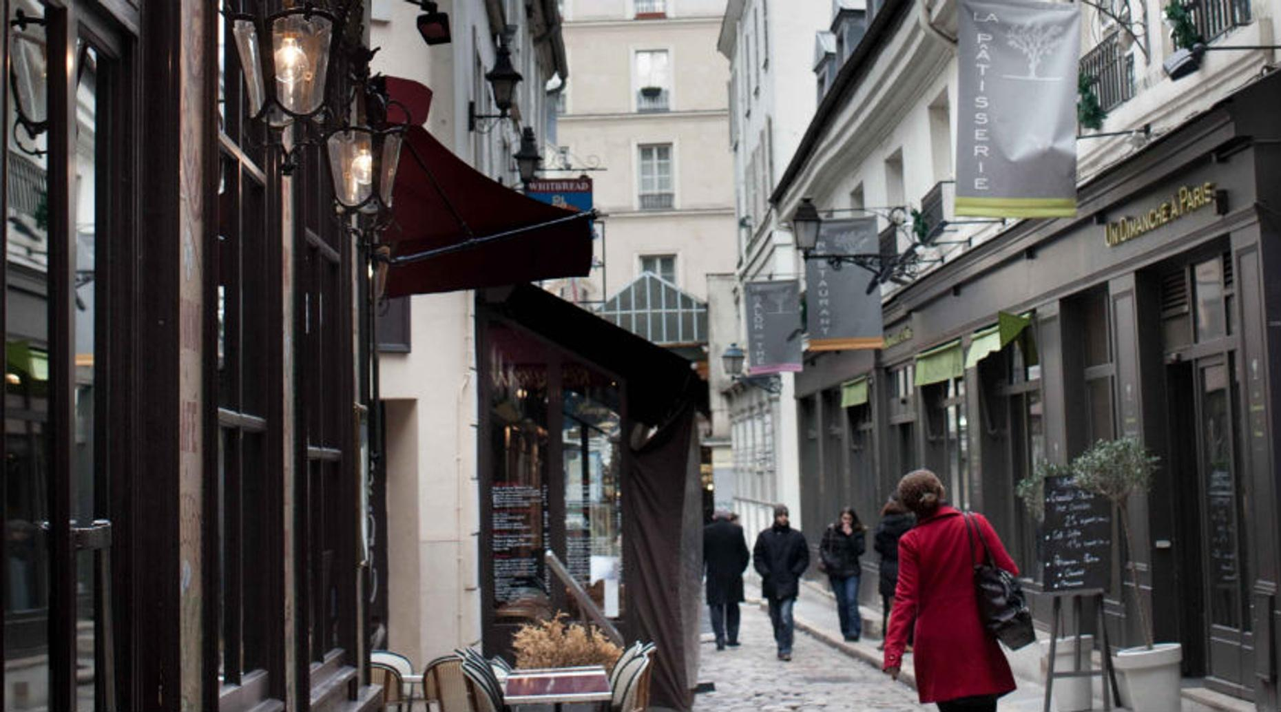 Saint Germain des Prés Walking Tour