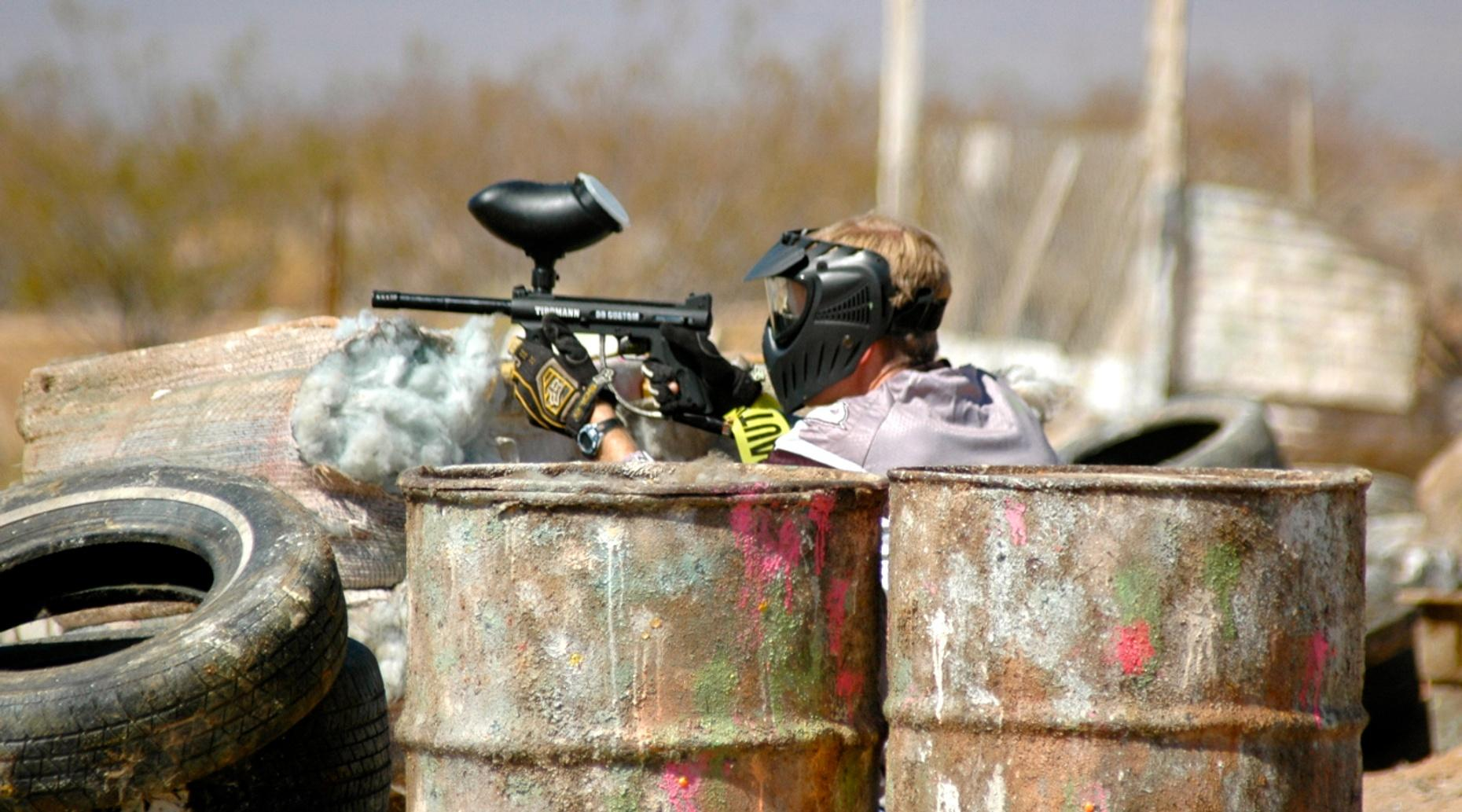 Lebanon Private Paintball Session