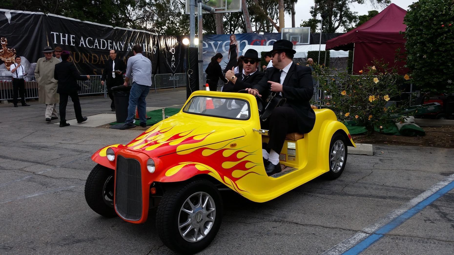 Roadster Rental in Santa Monica