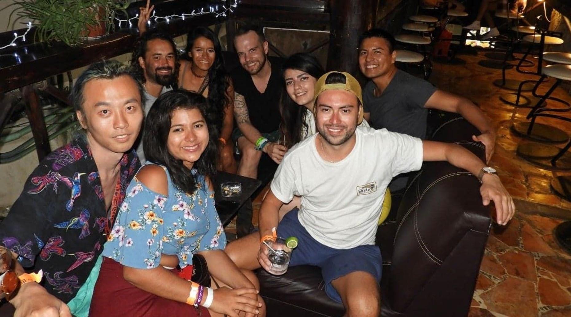 Pub Crawl Playa del Carmen