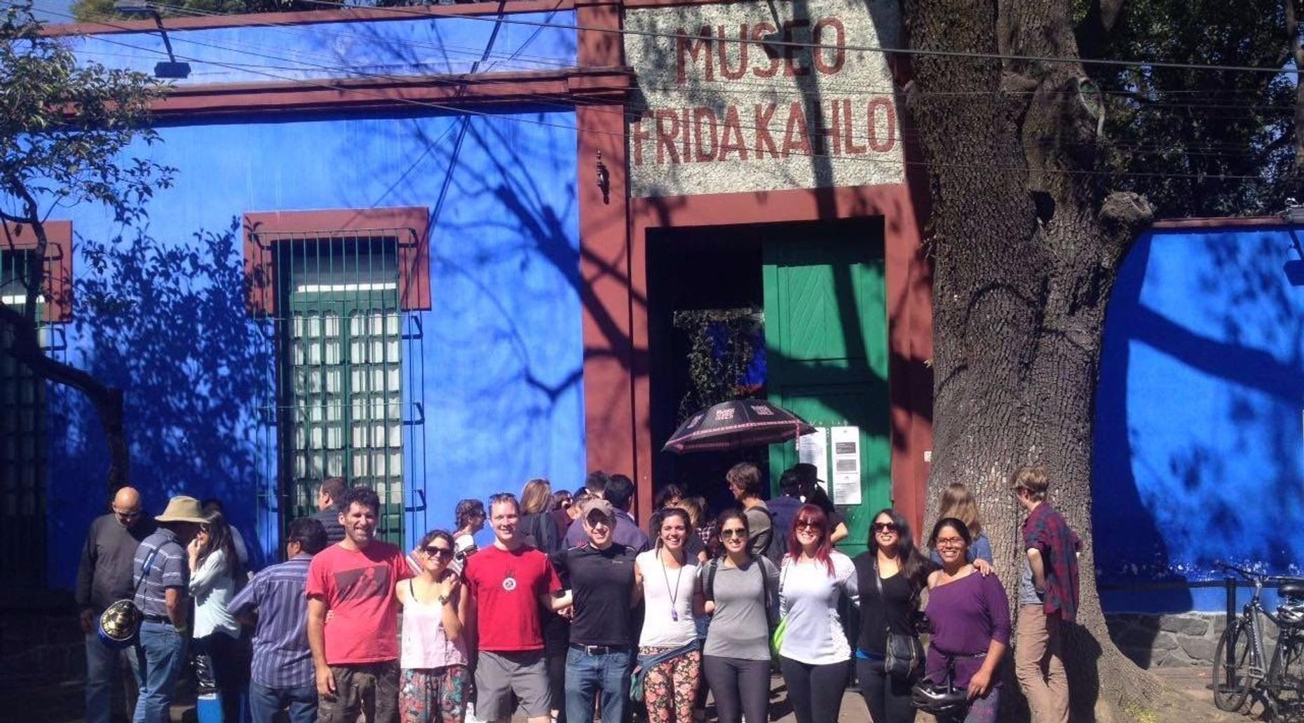 Coyoacán Neighborhood Bike Tour