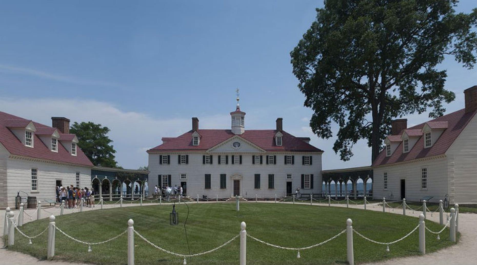 Guided Mount Vernon Tour in Washington D.C.