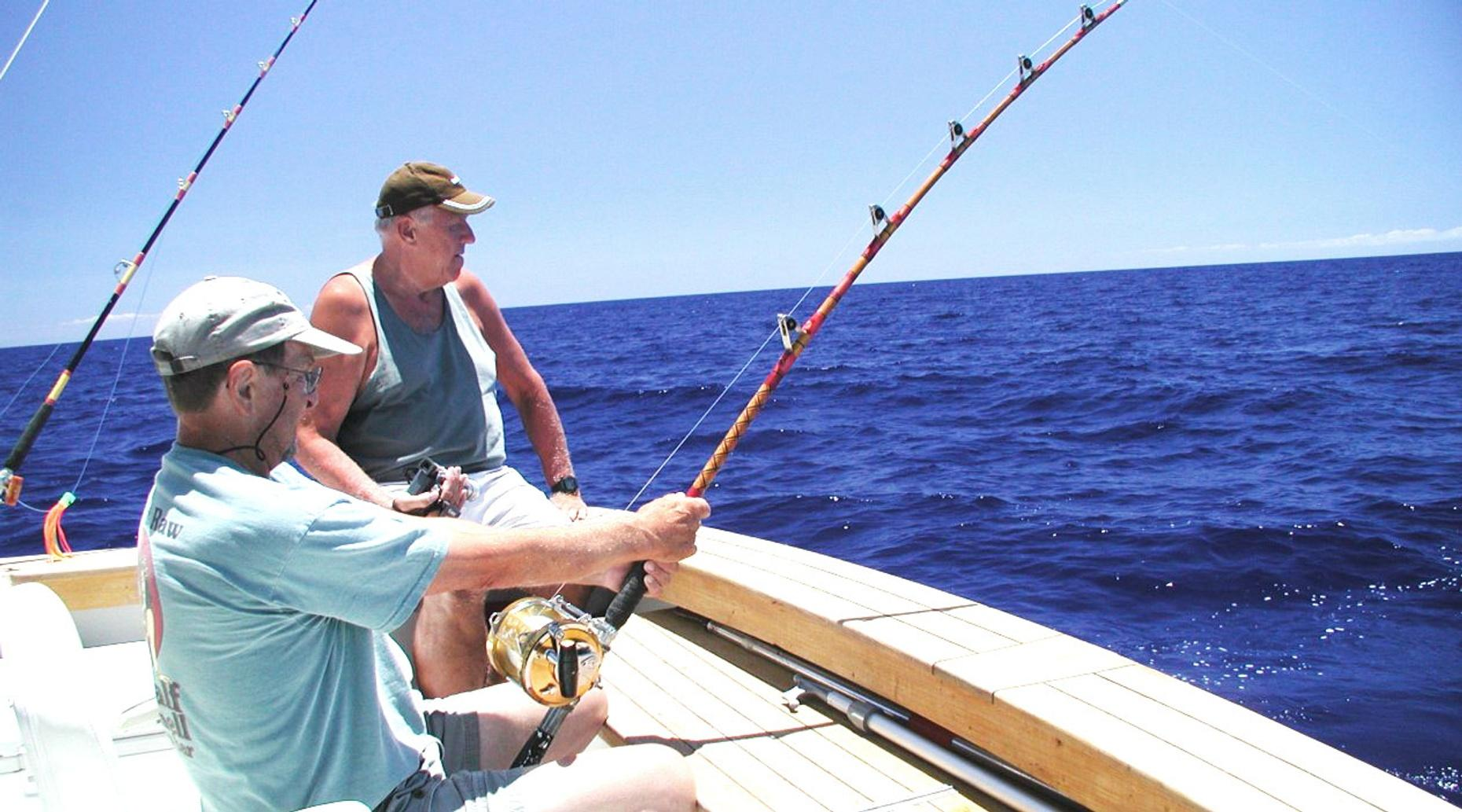 Half-Day Fishing Trip in San Diego