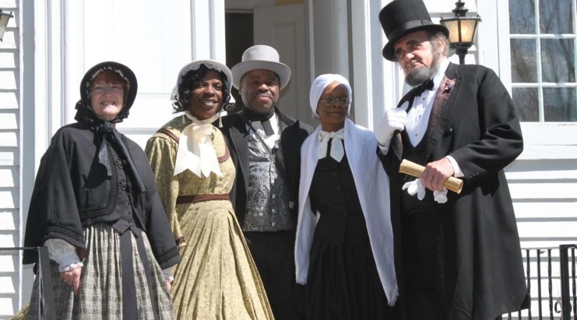 Underground Railroad Freedom Seekers Tour of Niagara Falls Canada