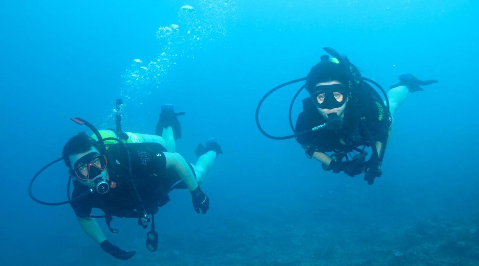 Marietas Islands Scuba Diving Lesson & Tour
