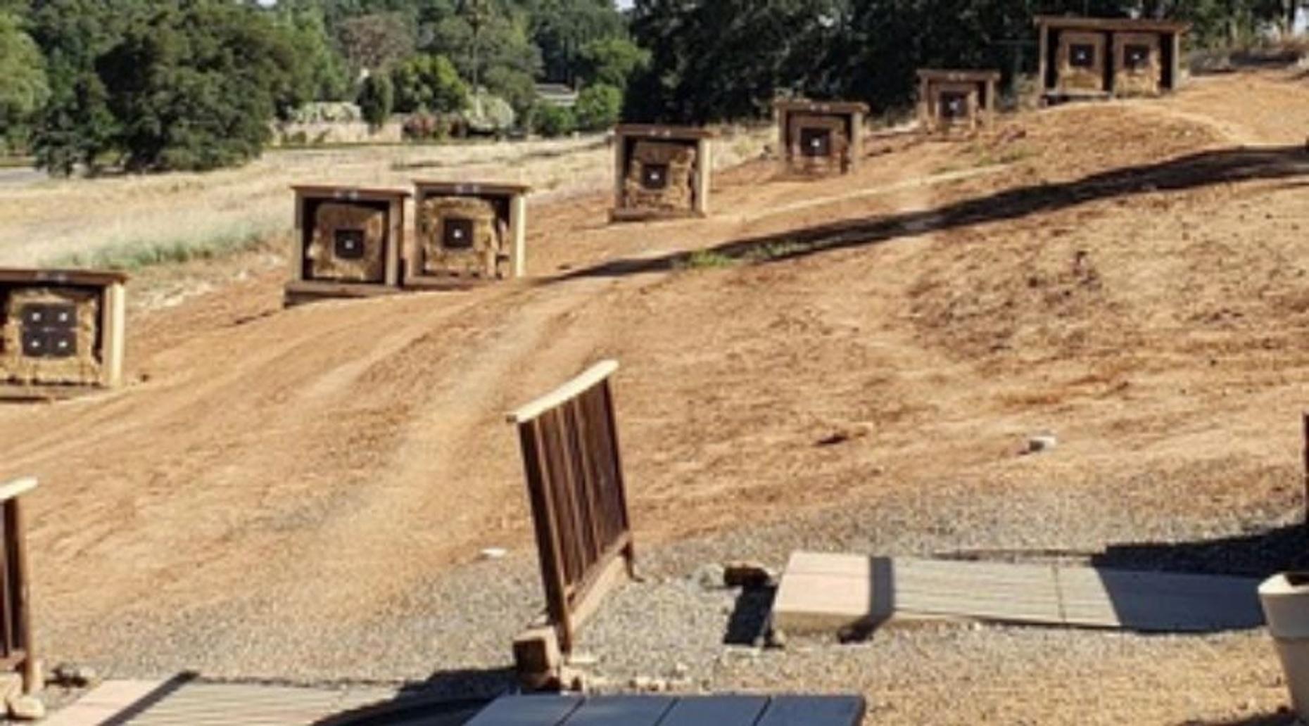 Recurve Archery Class