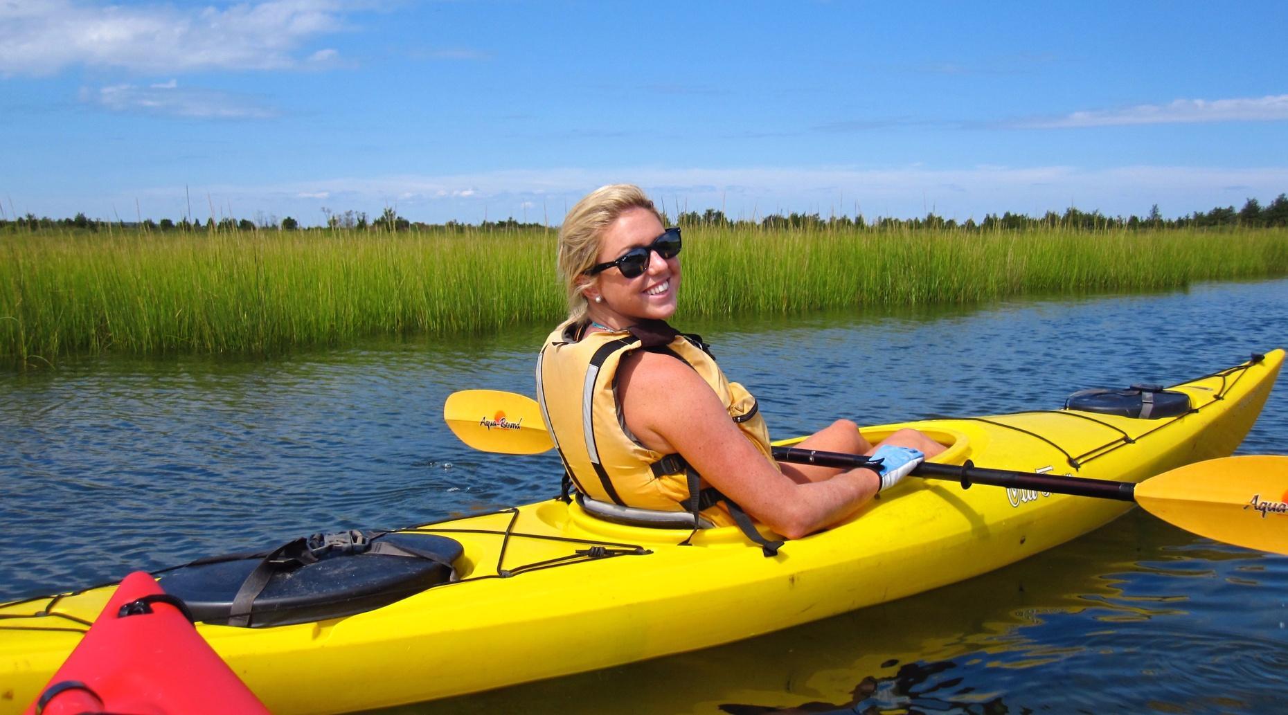 Platinum Kayaking Membership in Cold Spring Harbor