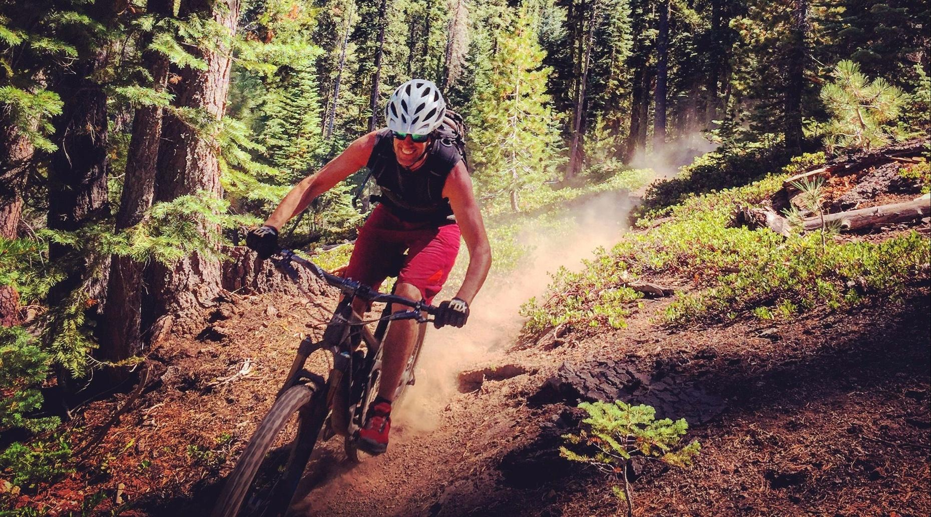Half-Day Guided Mountain Bike Tour in Truckee