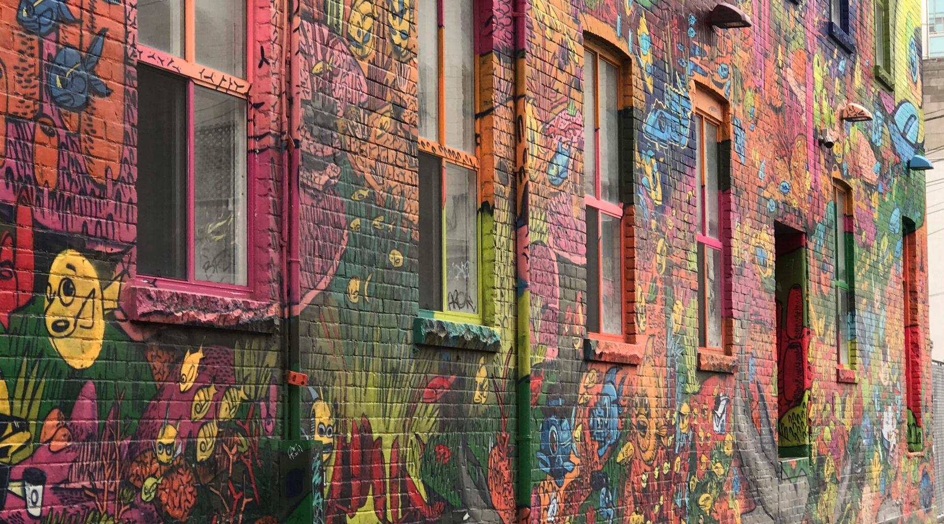 Guided Tour of Queen Street West, Chinatown and Kensington Market