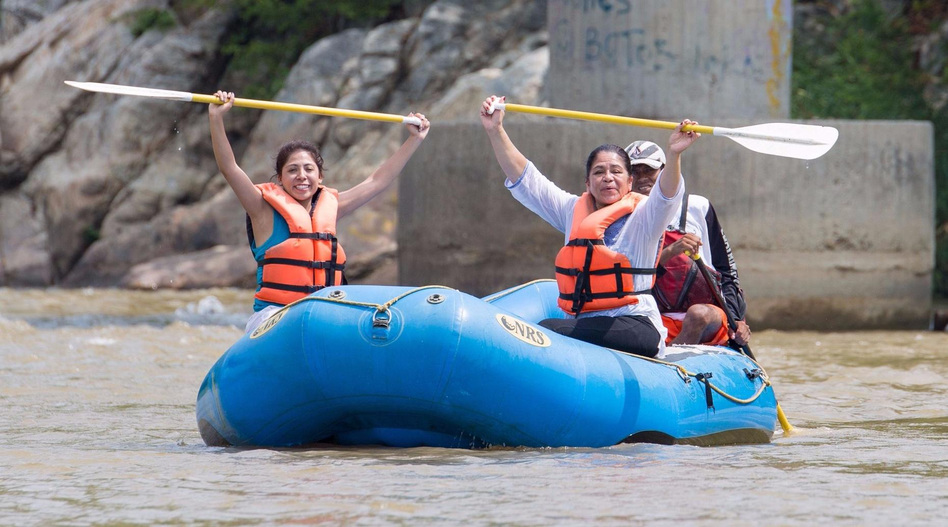 Rafting Trip on the Copalita River in Oaxaca