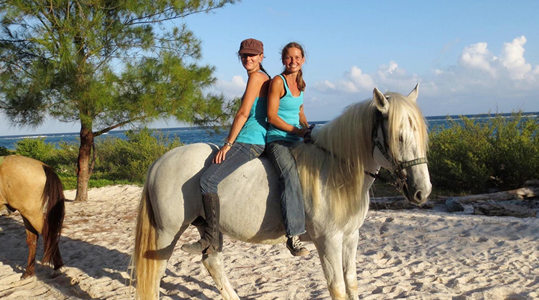 Cancun Rainforests Horseback Ride
