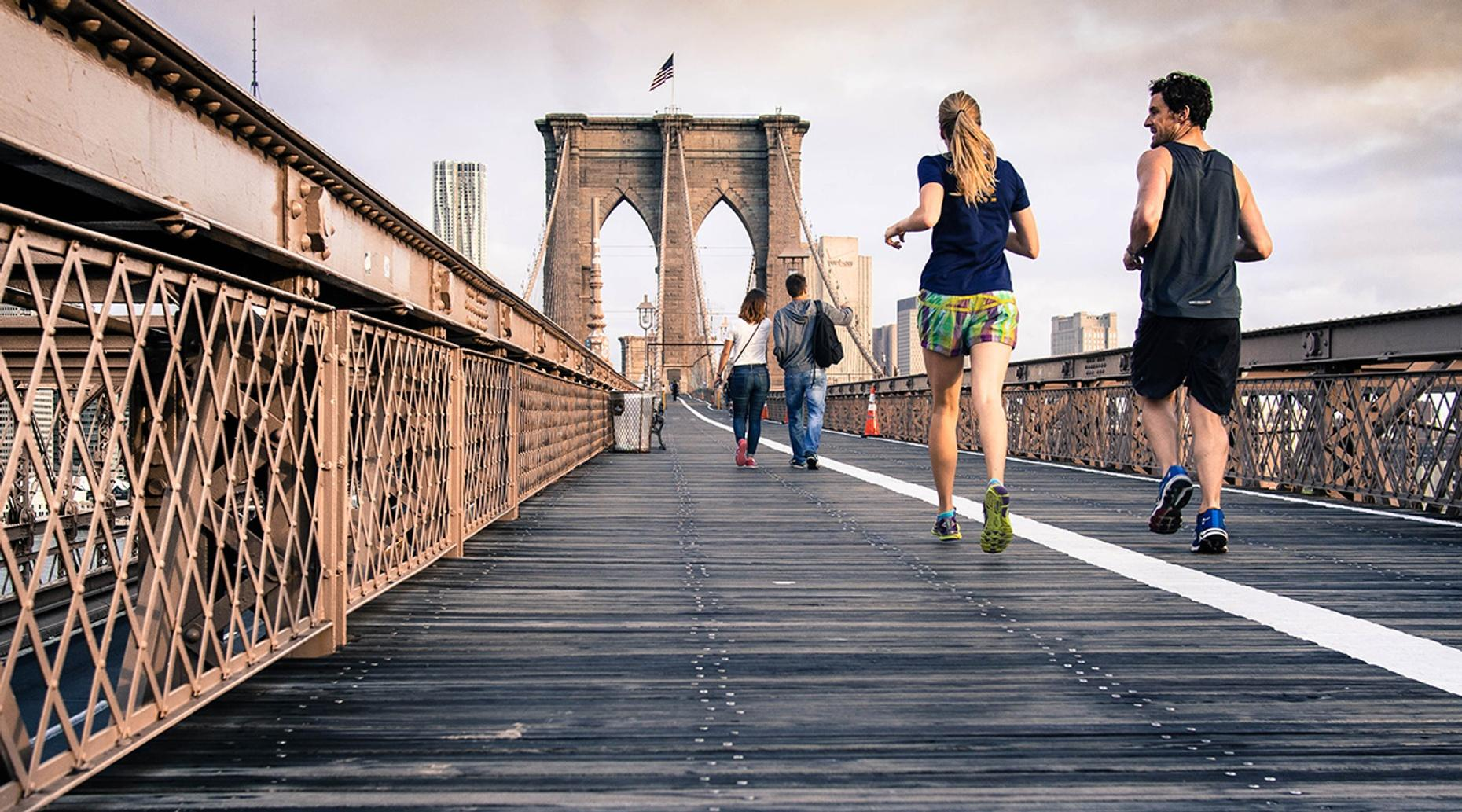 Four-Mile Personalized Running Tour in New York City