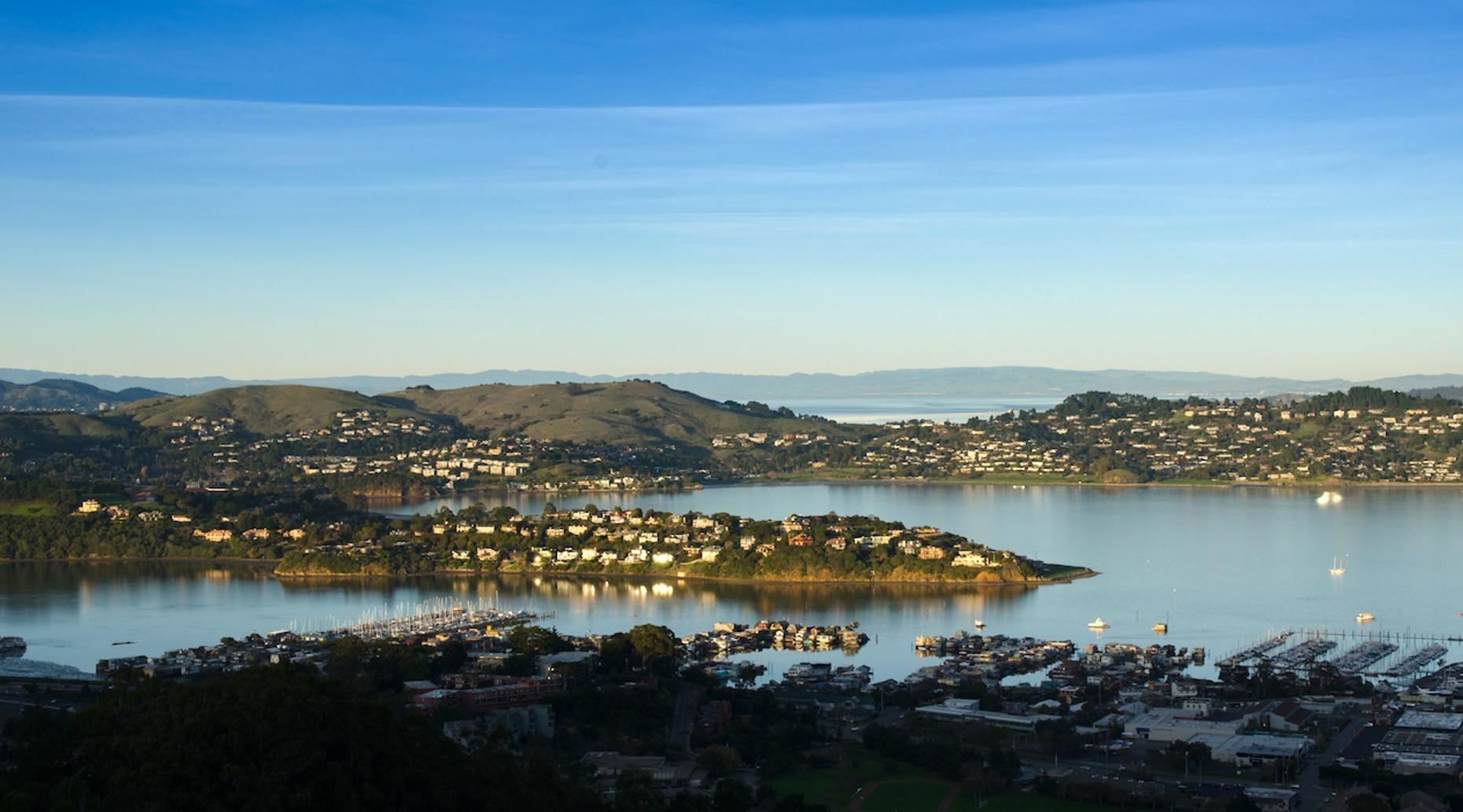 Sausalito to Tiburon Bike Tour